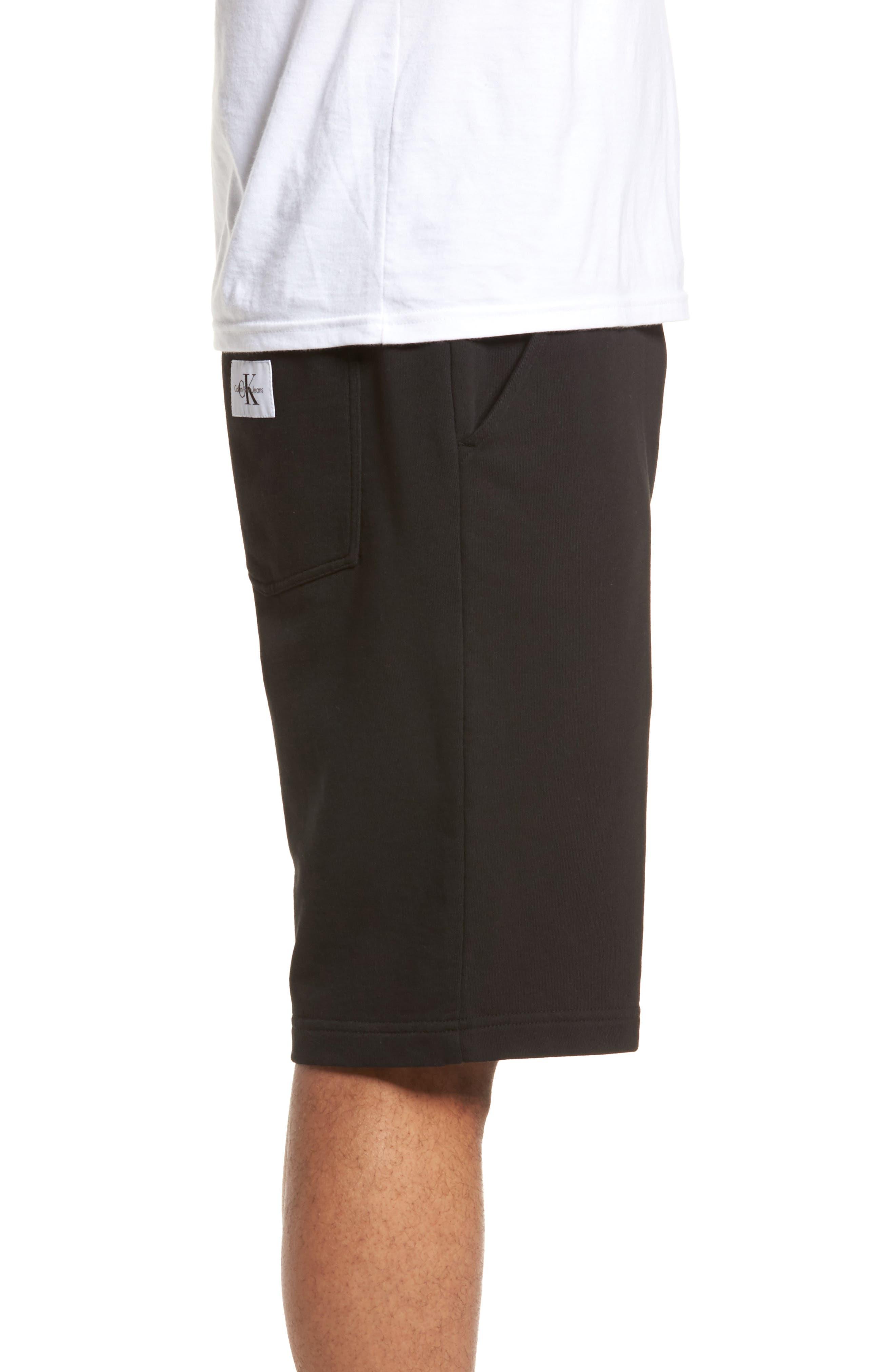 Stripe Athletic Shorts,                             Alternate thumbnail 3, color,                             010