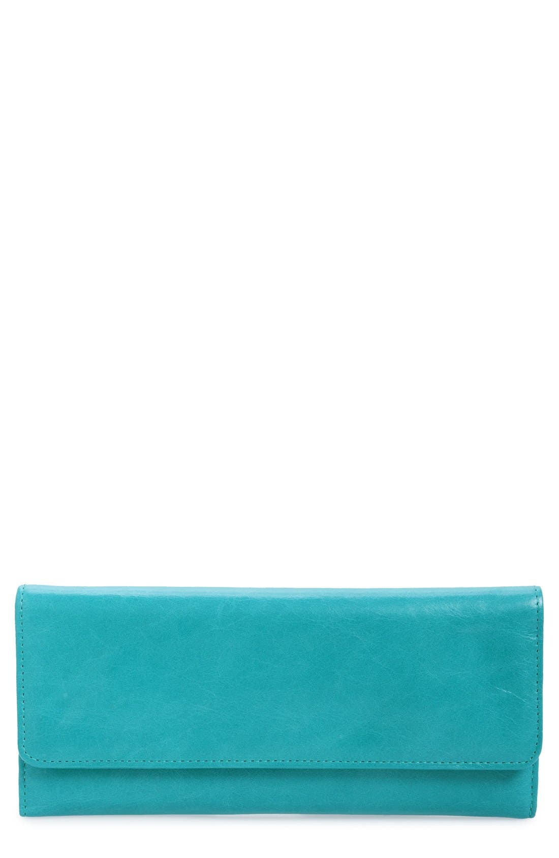 'Sadie' Leather Wallet,                             Main thumbnail 39, color,