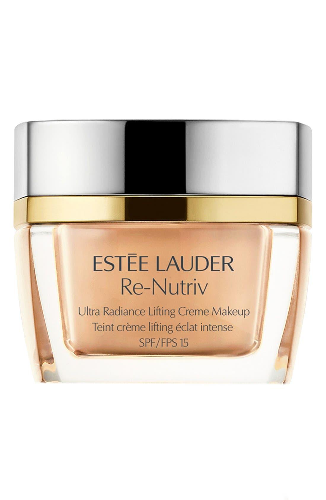 Re-Nutriv Ultra Radiance Lifting Crème Makeup,                             Main thumbnail 1, color,                             COOL BONE 1C1