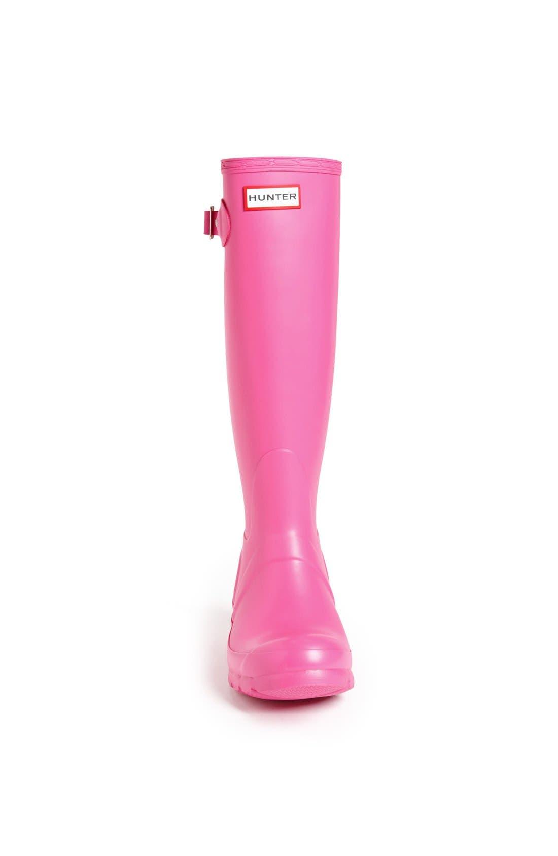 'Original Tall' Rain Boot,                             Alternate thumbnail 144, color,