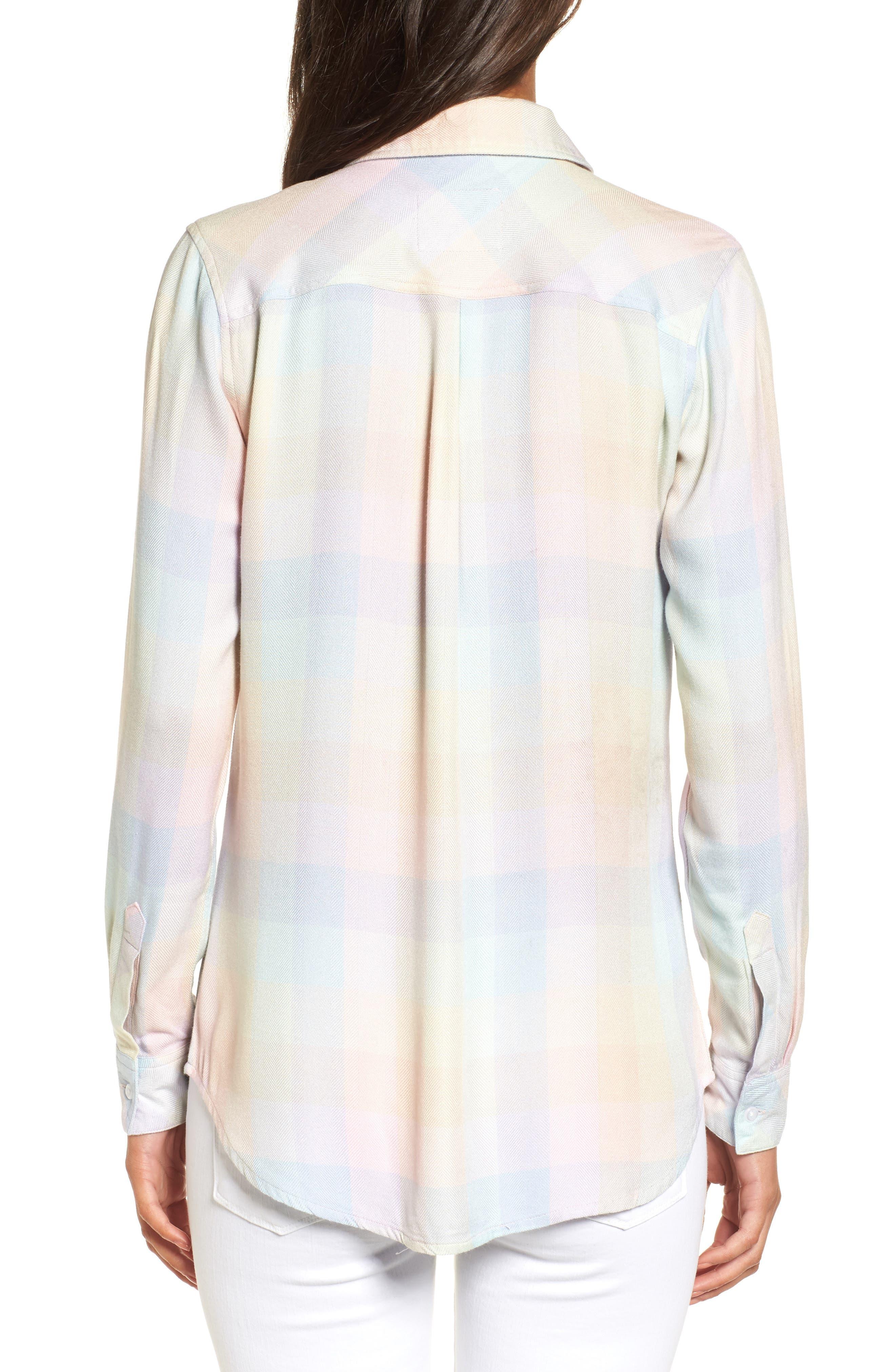 Hunter Plaid Shirt,                             Alternate thumbnail 268, color,