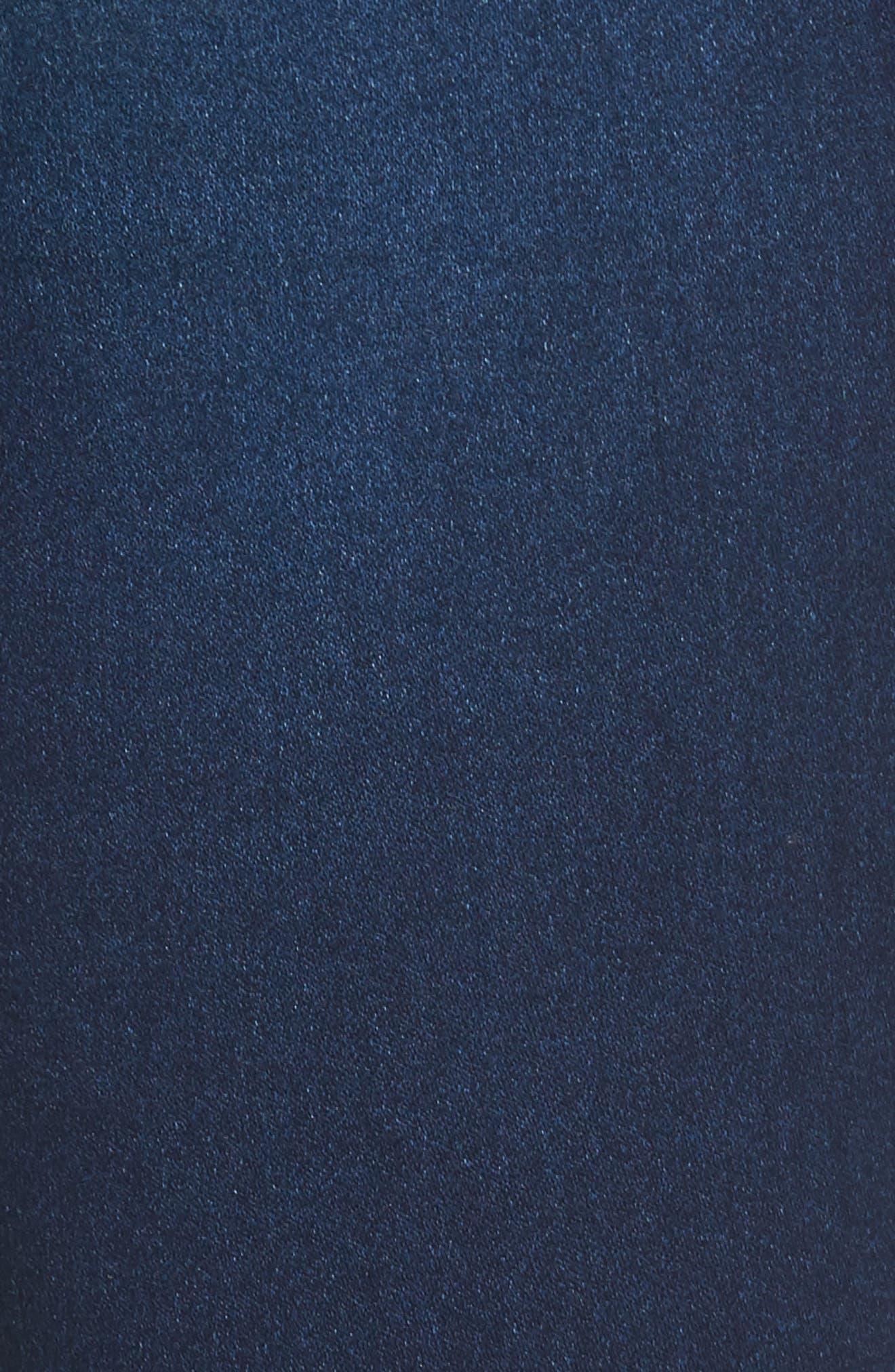 1822 DENIM,                             Butter High Rise Skinny Jeans,                             Alternate thumbnail 6, color,                             LENNOX