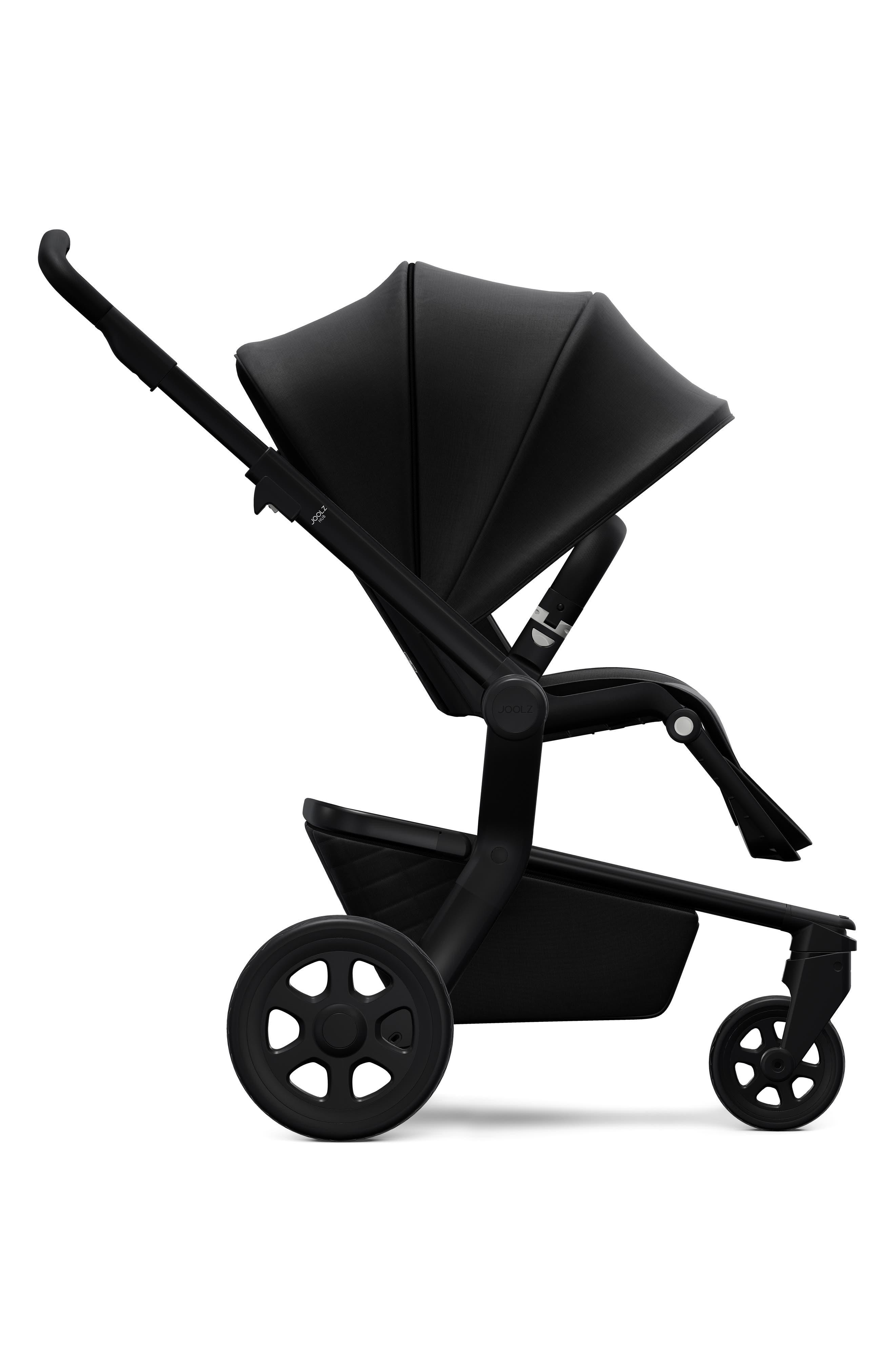 Hub Quadro Stroller,                             Main thumbnail 1, color,                             NERO BLACK