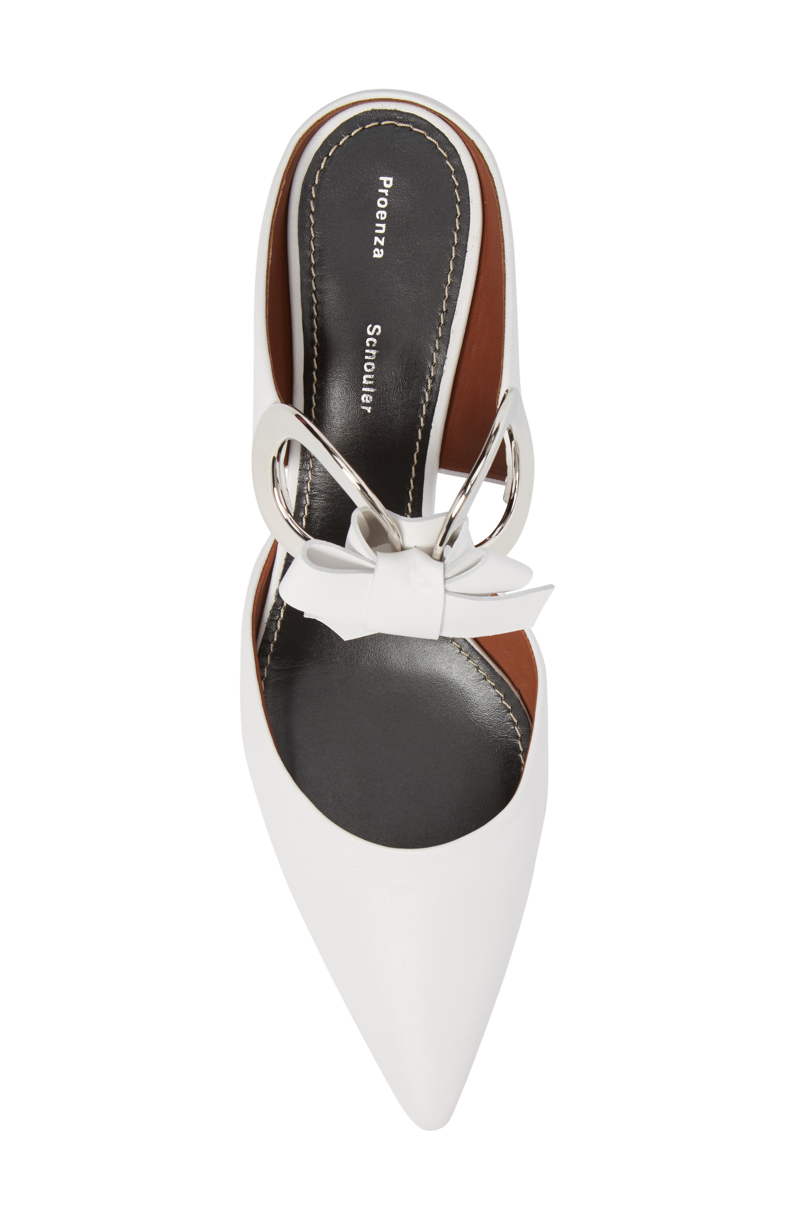 Ring Tie Pointy Toe Pump,                             Alternate thumbnail 20, color,
