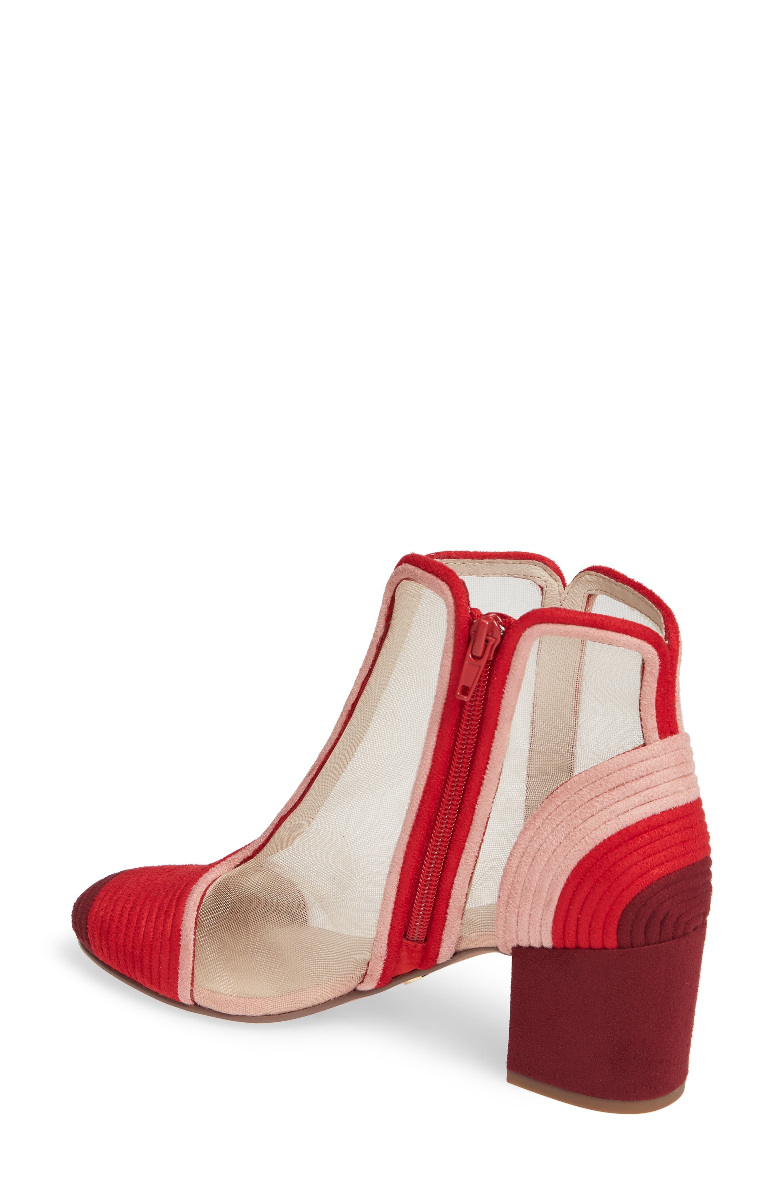 CECELIA NEW YORK,                             Neely Bootie,                             Alternate thumbnail 2, color,                             PINOT SUEDE