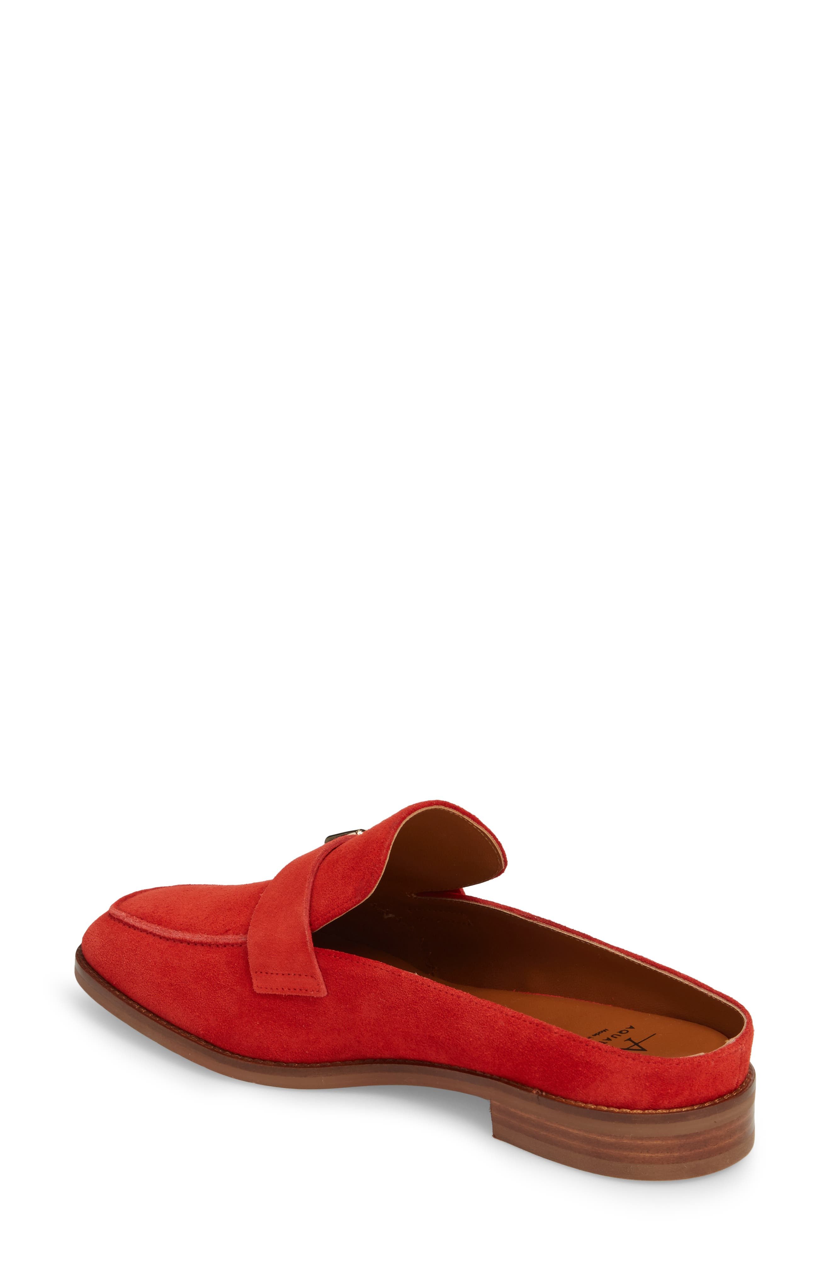 Tosca Loafer Mule,                             Alternate thumbnail 4, color,