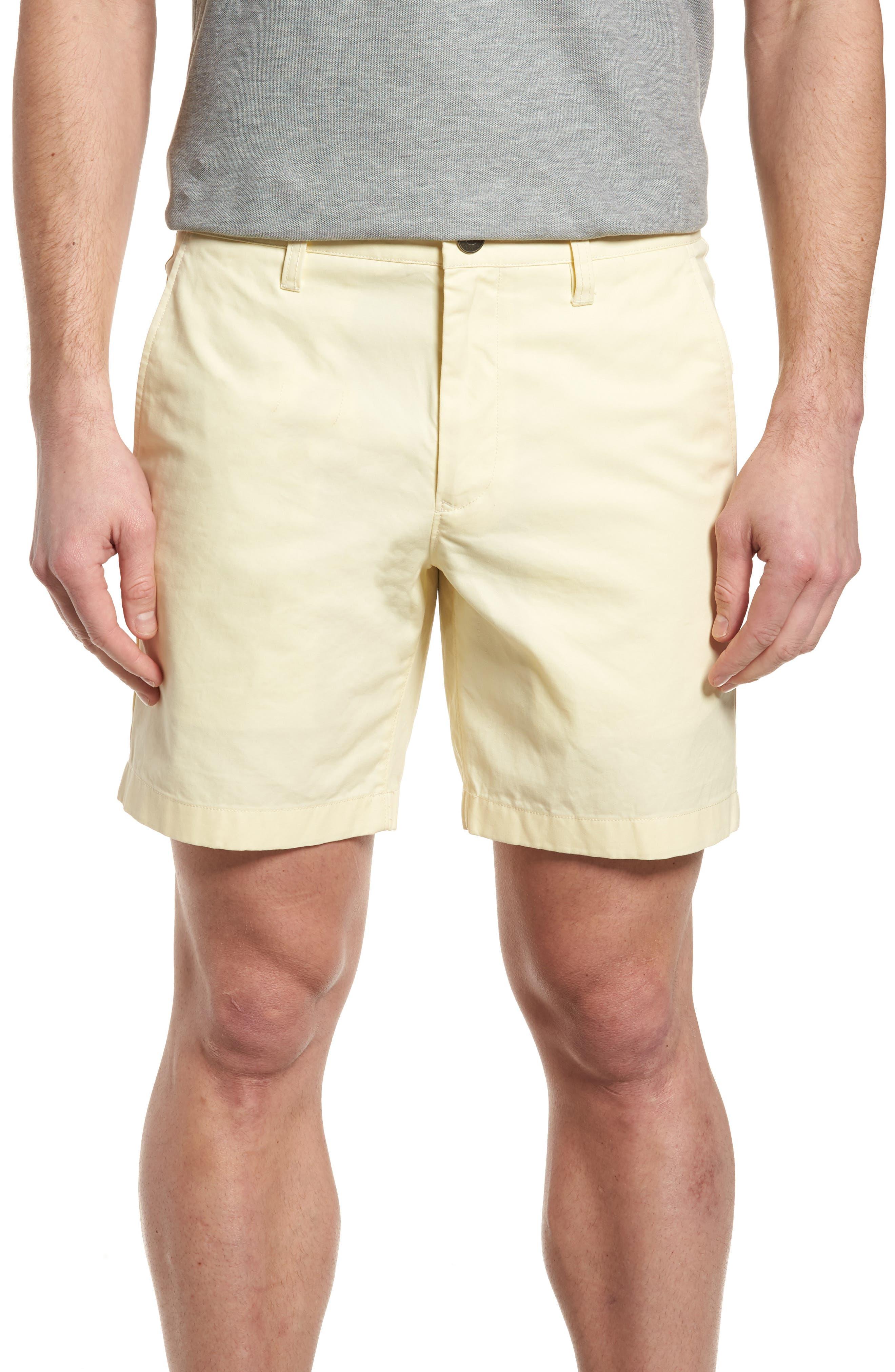 Stretch Washed Chino 7-Inch Shorts,                             Main thumbnail 12, color,