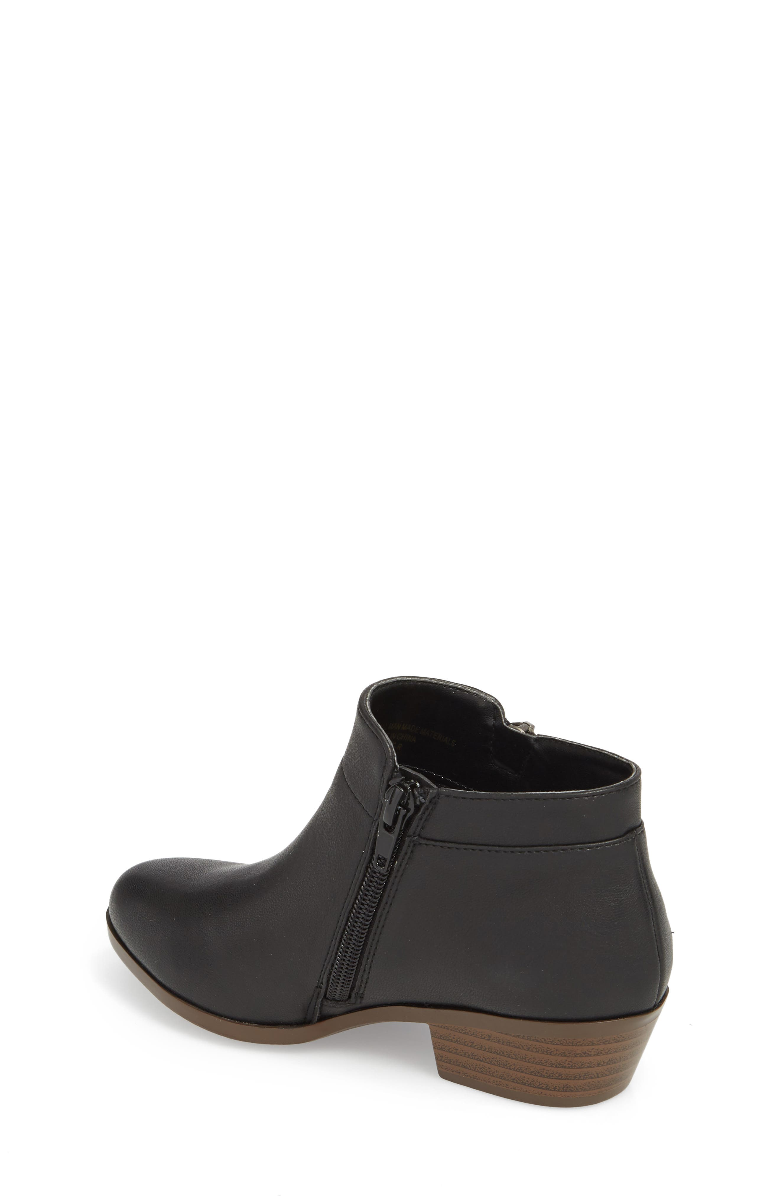 Petty Packer Bootie,                             Alternate thumbnail 2, color,                             BLACK