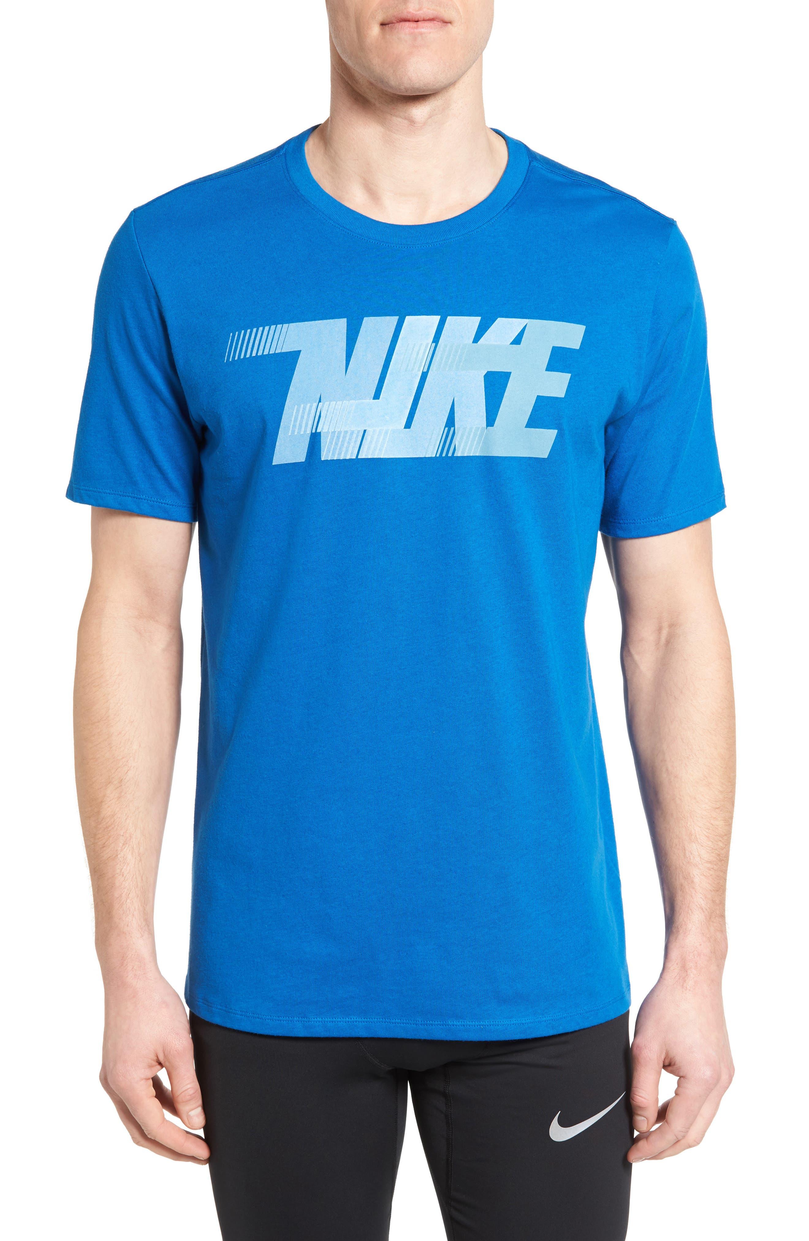 Dri-FIT Training T-Shirt,                             Main thumbnail 4, color,