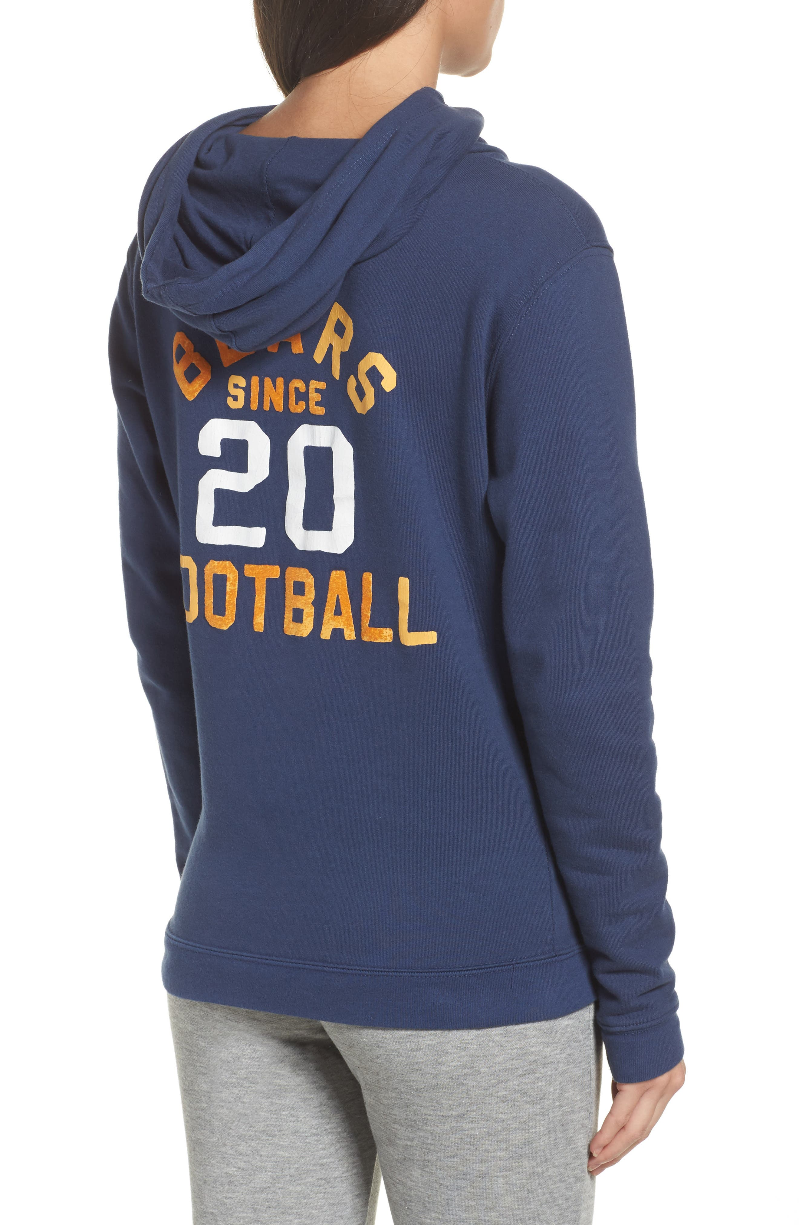 NFL Chicago Bears Sunday Hoodie,                             Alternate thumbnail 2, color,                             408