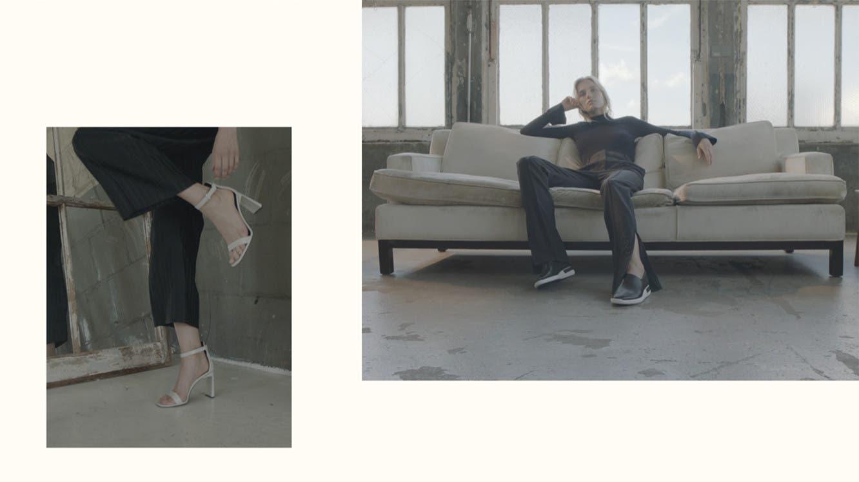 The new look of Via Spiga shoes.