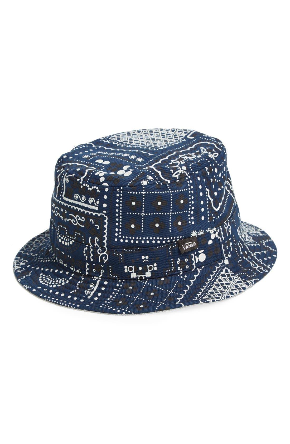'Vandana' Bucket Hat,                         Main,                         color, 410