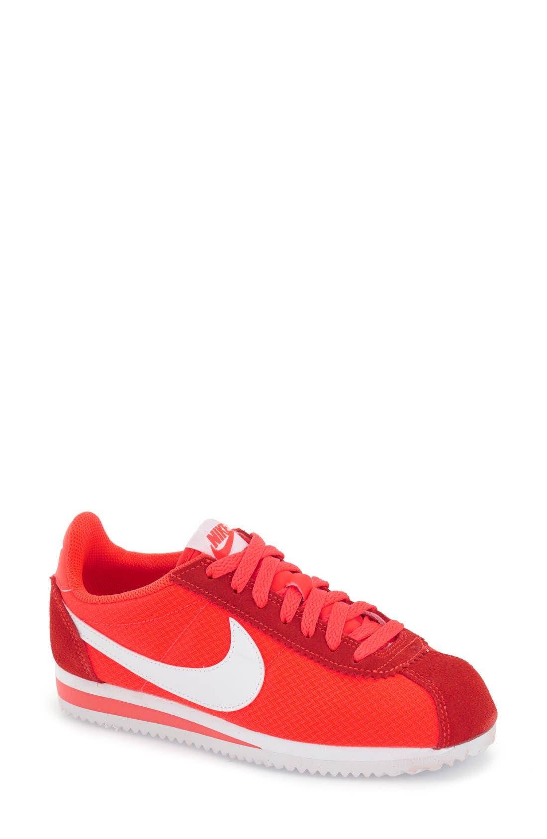 'Classic Cortez' Sneaker,                             Main thumbnail 4, color,