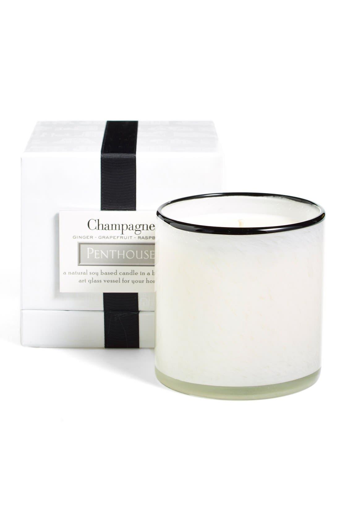 'Champagne - Penthouse' Candle,                             Alternate thumbnail 2, color,                             NO COLOR