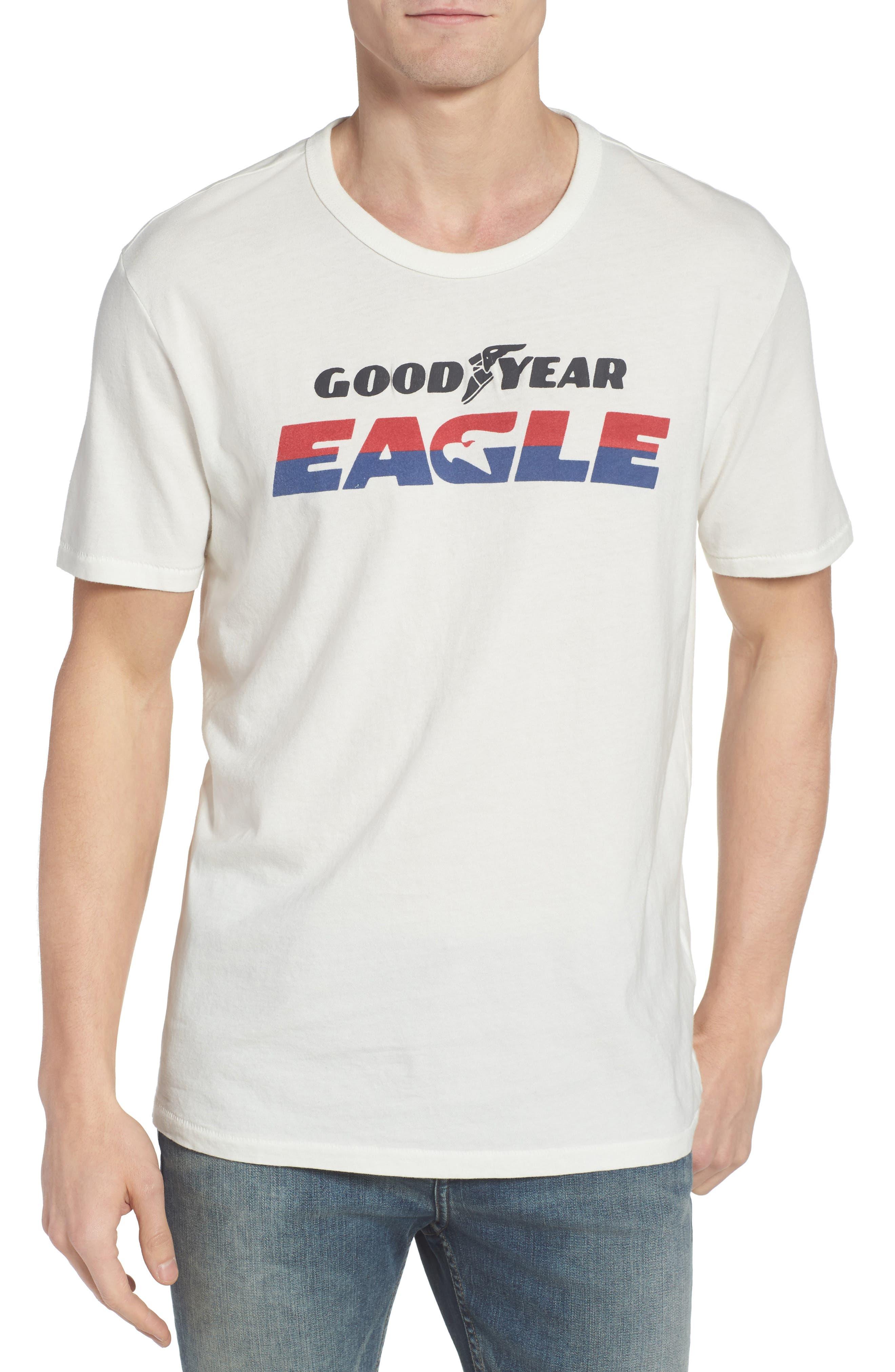 Goodyear Graphic T-Shirt,                             Main thumbnail 1, color,                             110