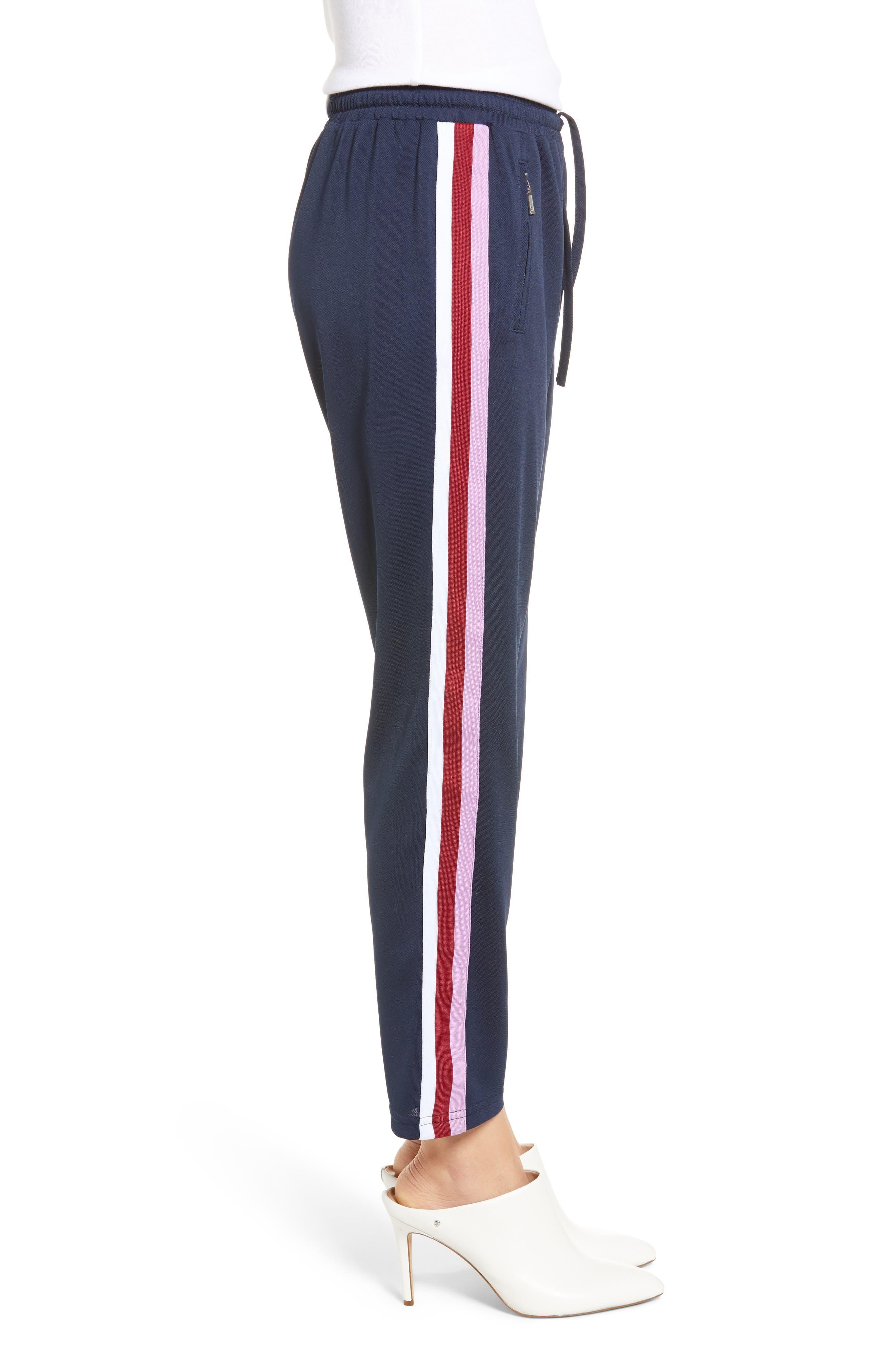 Jolie Crop Pants,                             Alternate thumbnail 3, color,                             410
