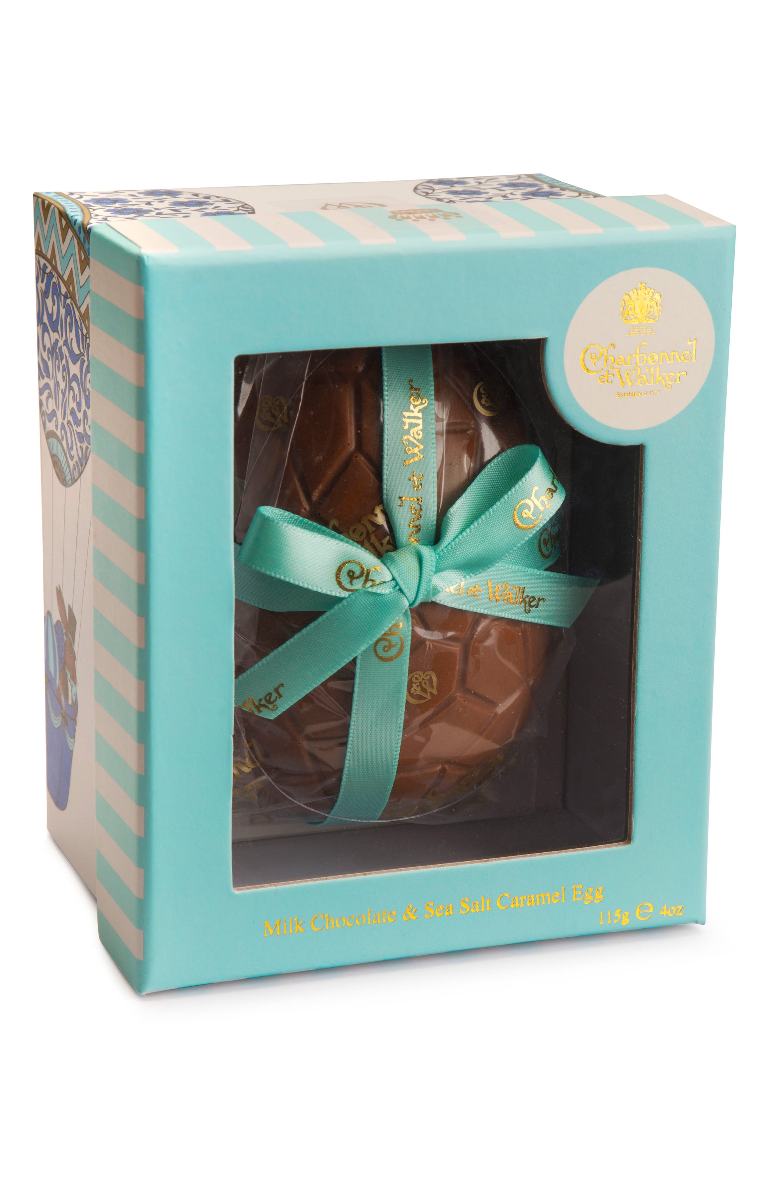 Flavored Truffles & Chocolate Egg in Gift Box,                             Main thumbnail 1, color,                             400