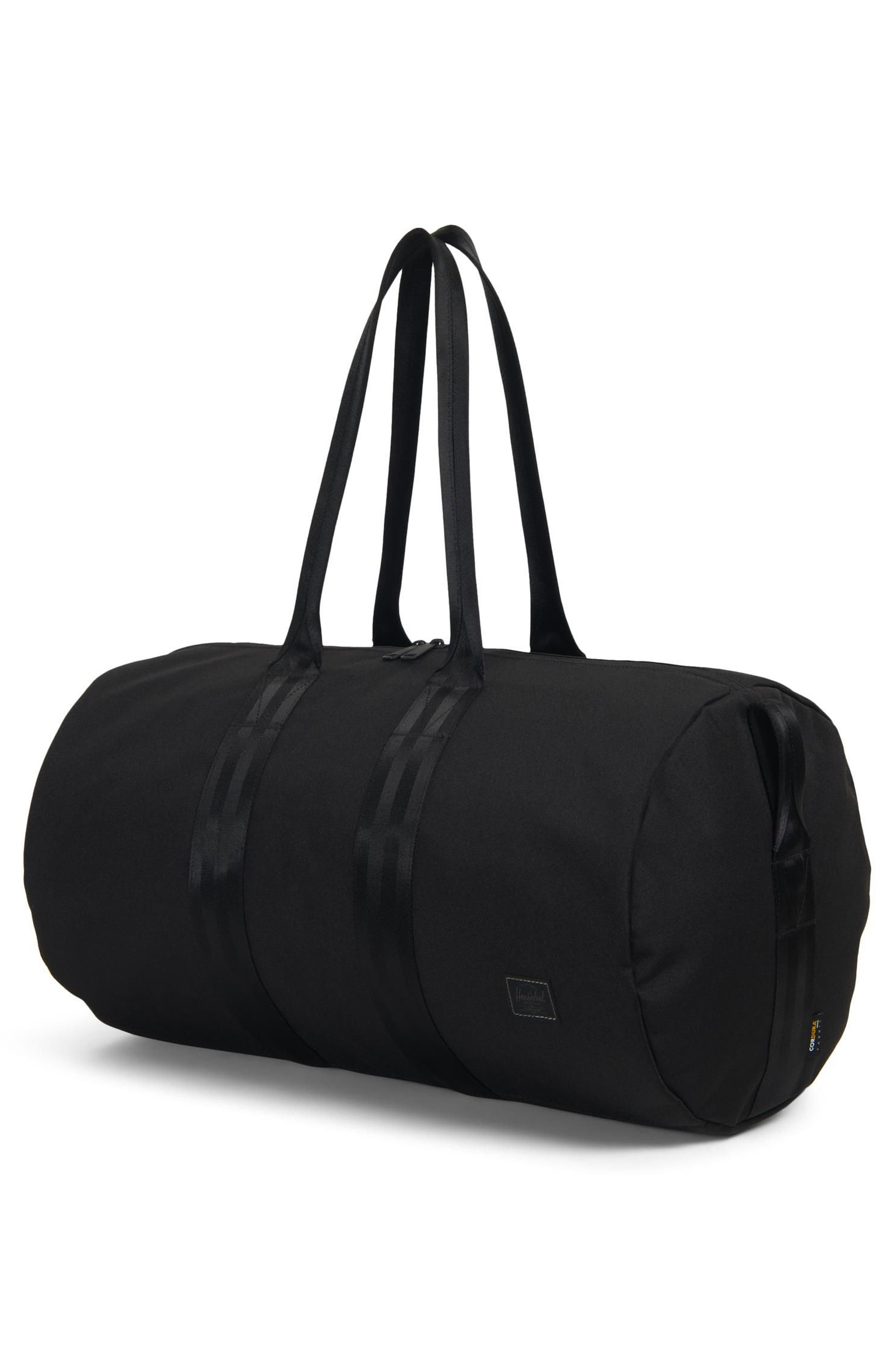 Hayward Duffel Bag,                             Alternate thumbnail 2, color,                             BLACK