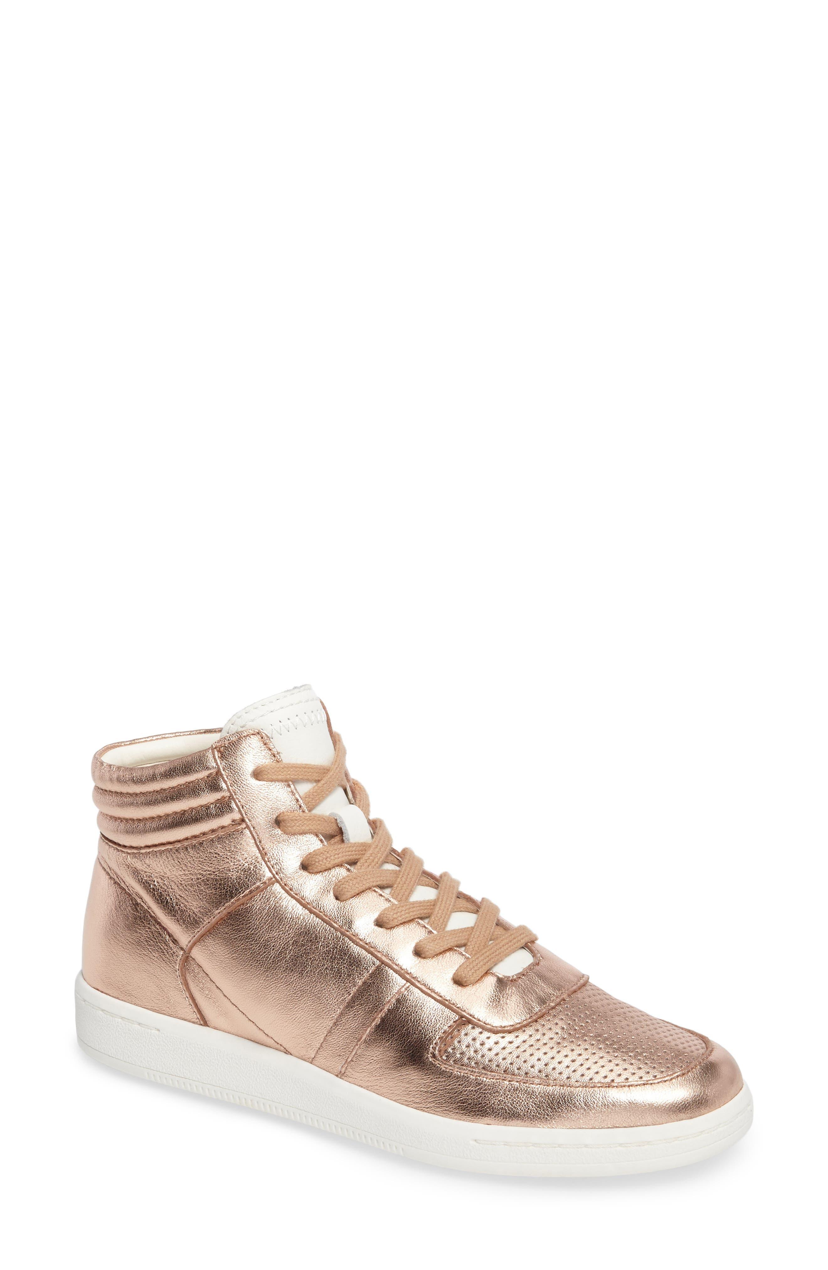 Nate High Top Sneaker,                         Main,                         color,