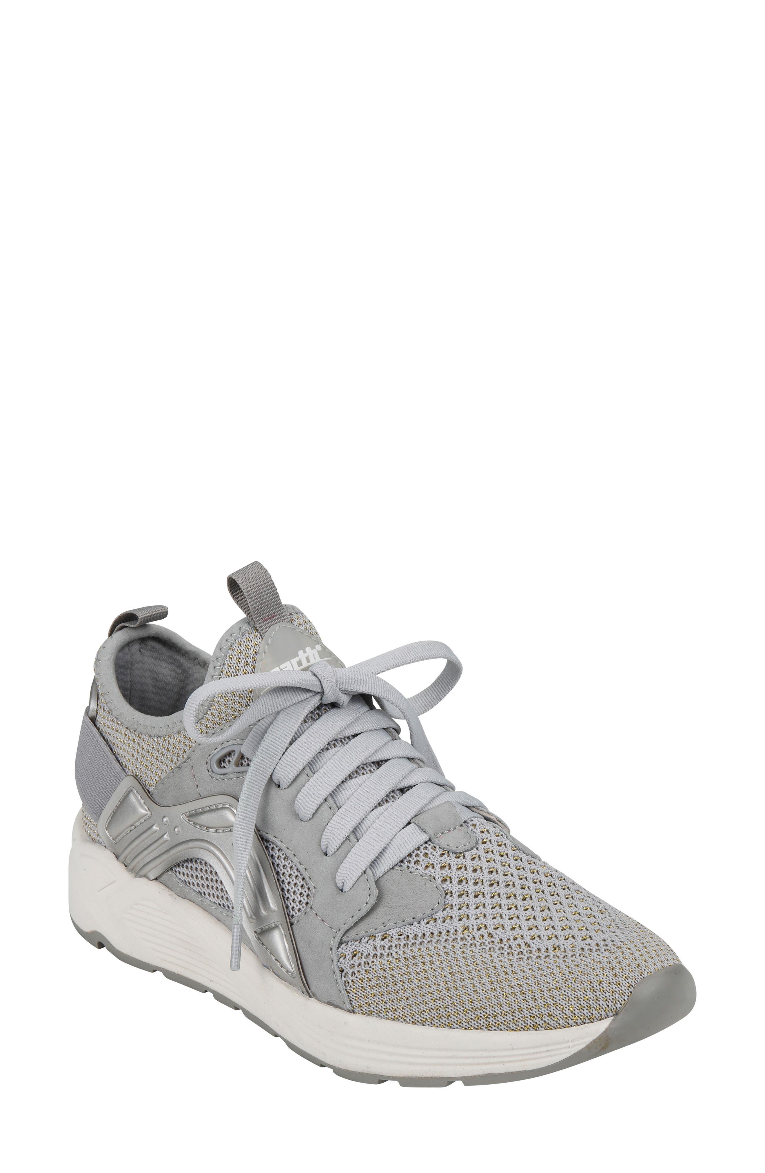 Earth Gallivant Sneaker, Metallic