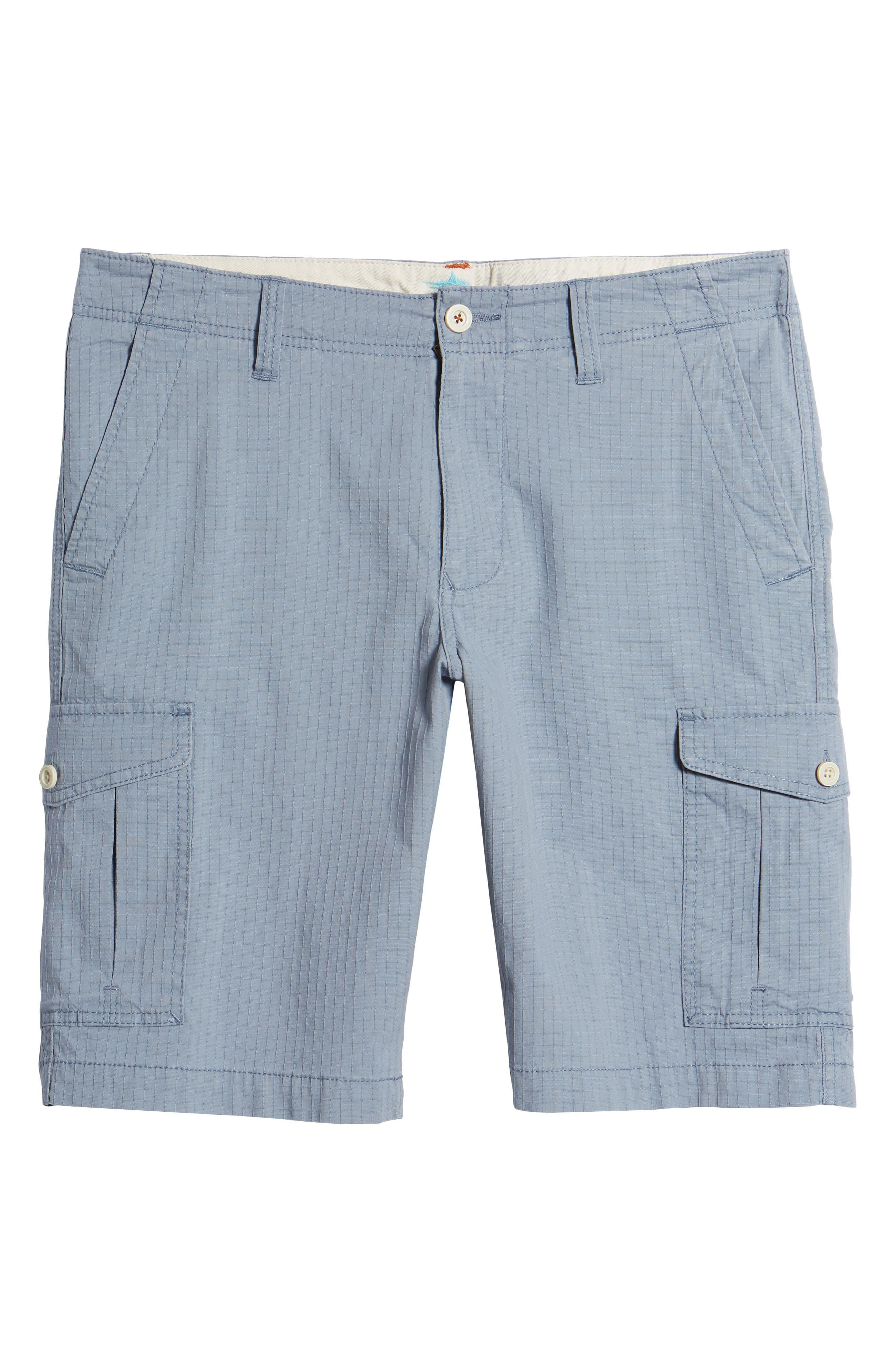 Sandbar Ripstop Cargo Shorts,                             Alternate thumbnail 6, color,                             401