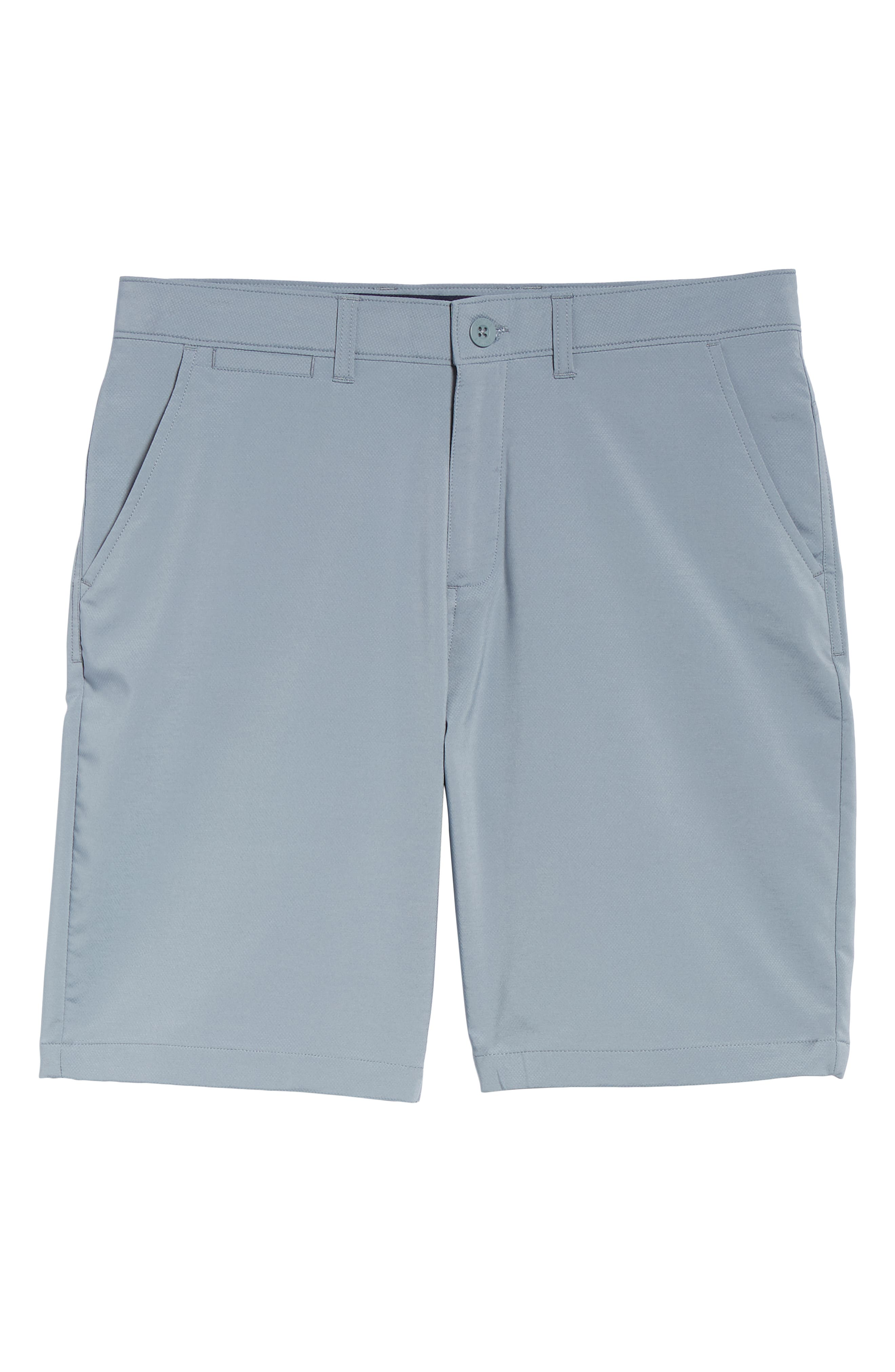 Mulligan Regular Fit Prep-Formance Shorts,                             Alternate thumbnail 6, color,                             CLOUDBREAK
