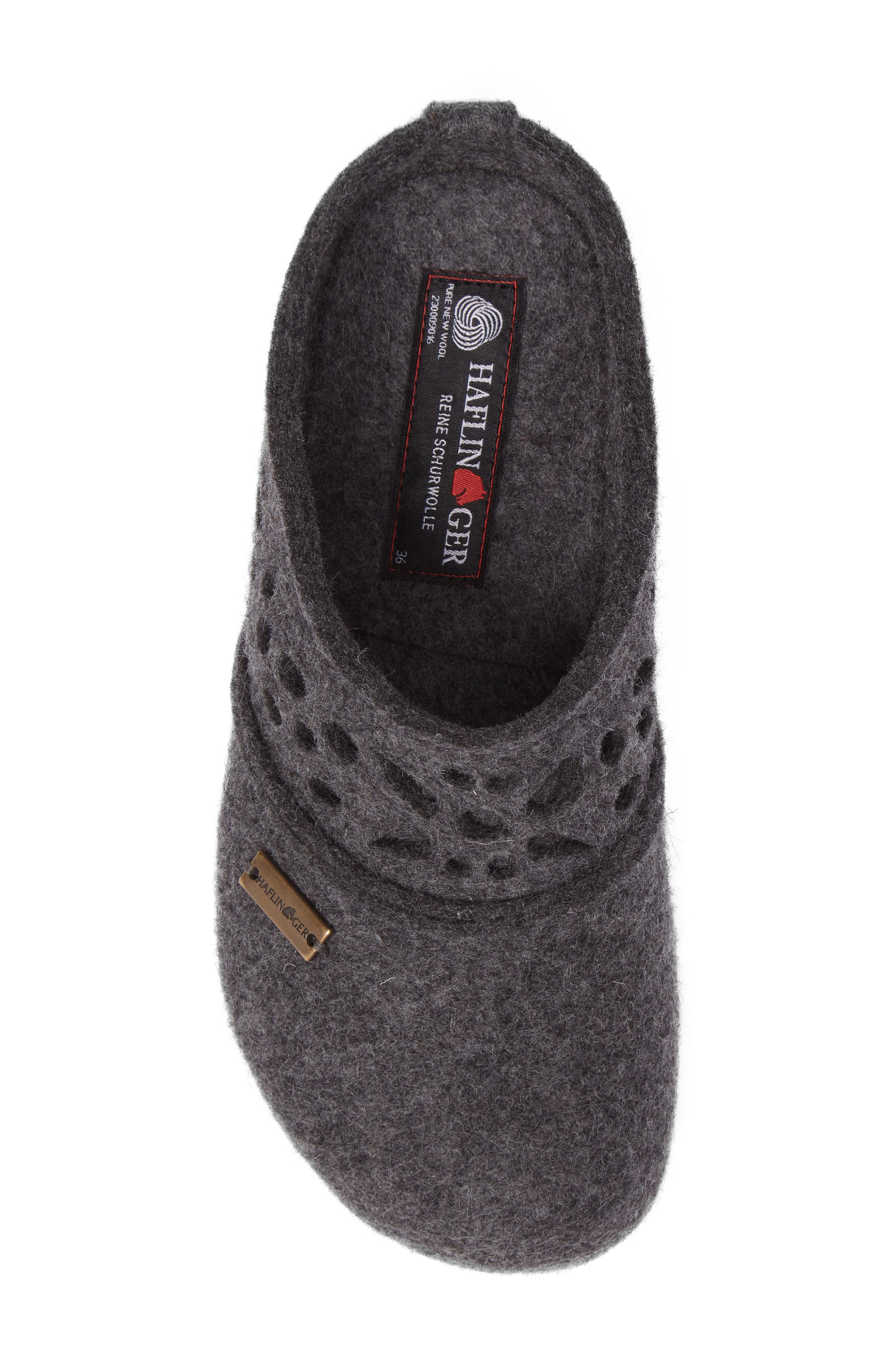 'Lacey' Slipper,                             Alternate thumbnail 5, color,                             020