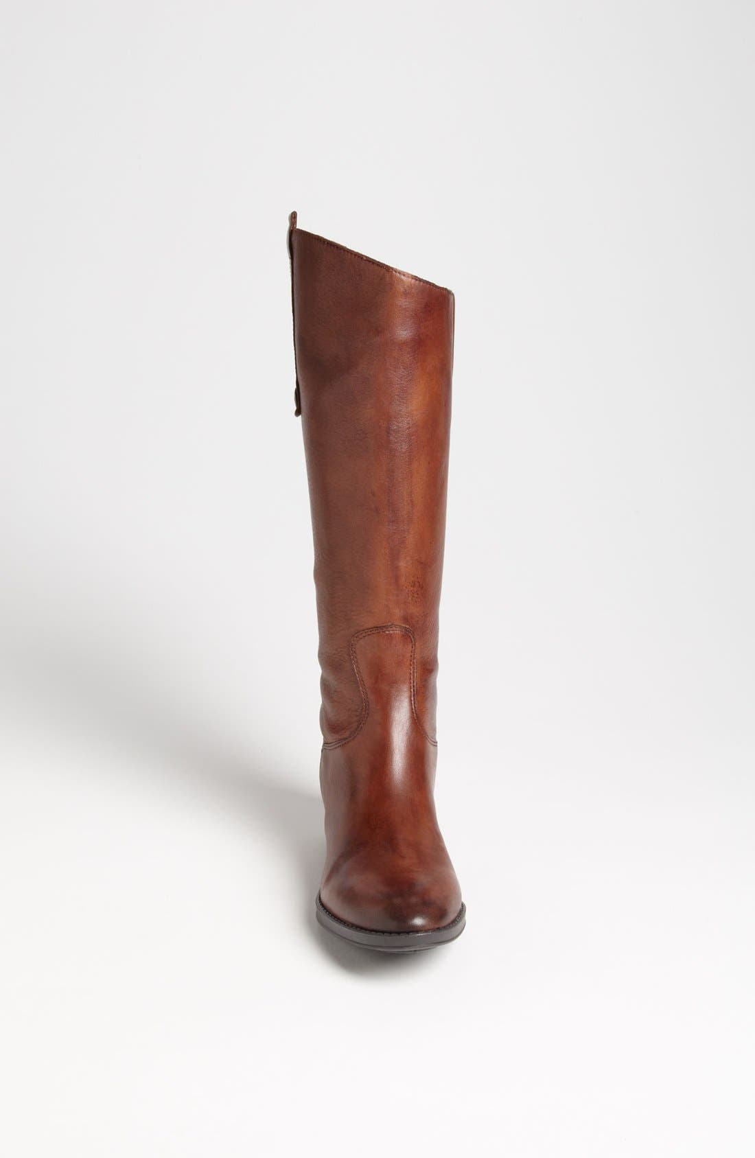 'Penny' Boot,                             Alternate thumbnail 12, color,                             WHISKEY WIDE CALF