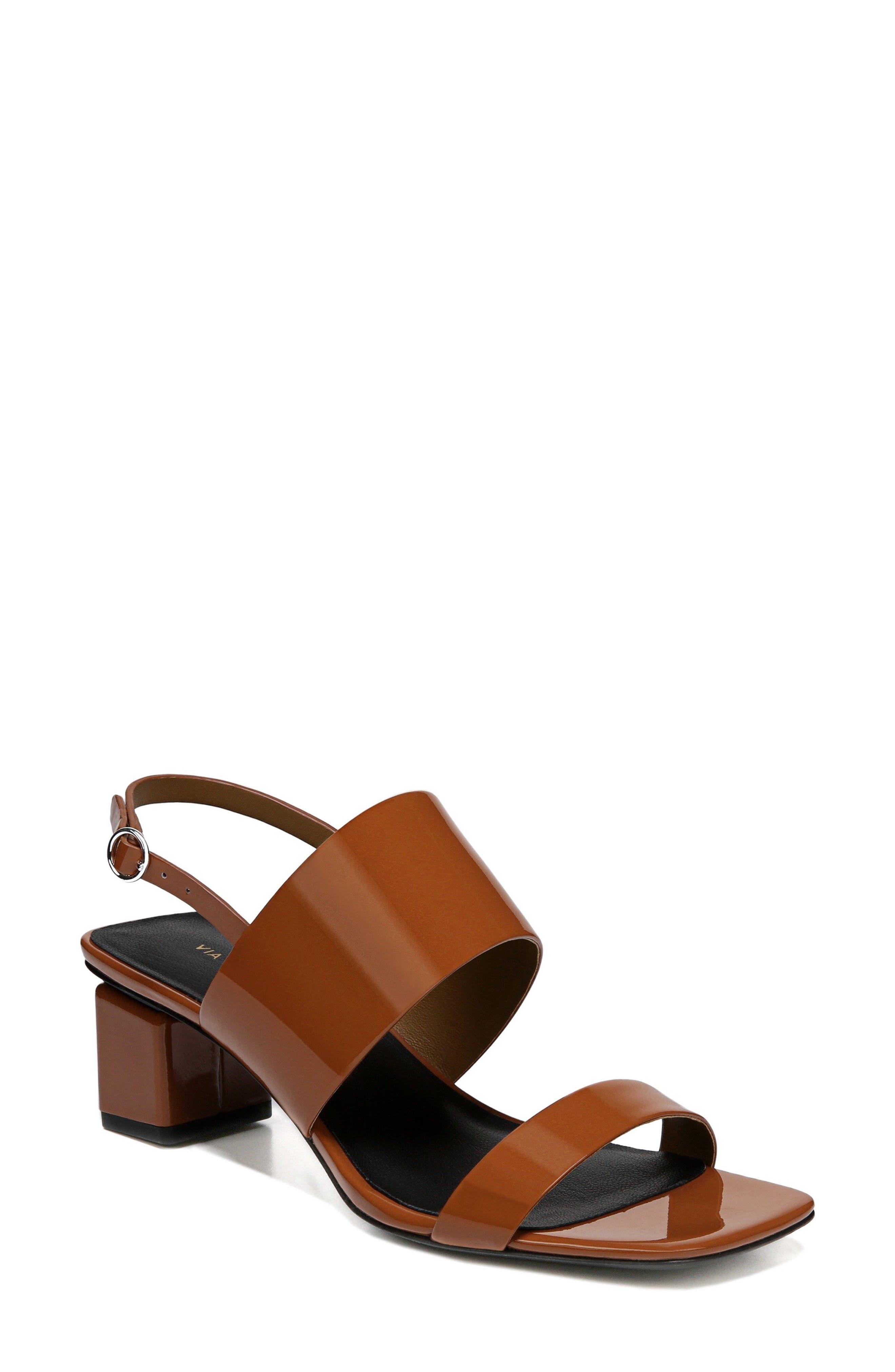 Forte Block Heel Sandal,                             Main thumbnail 4, color,