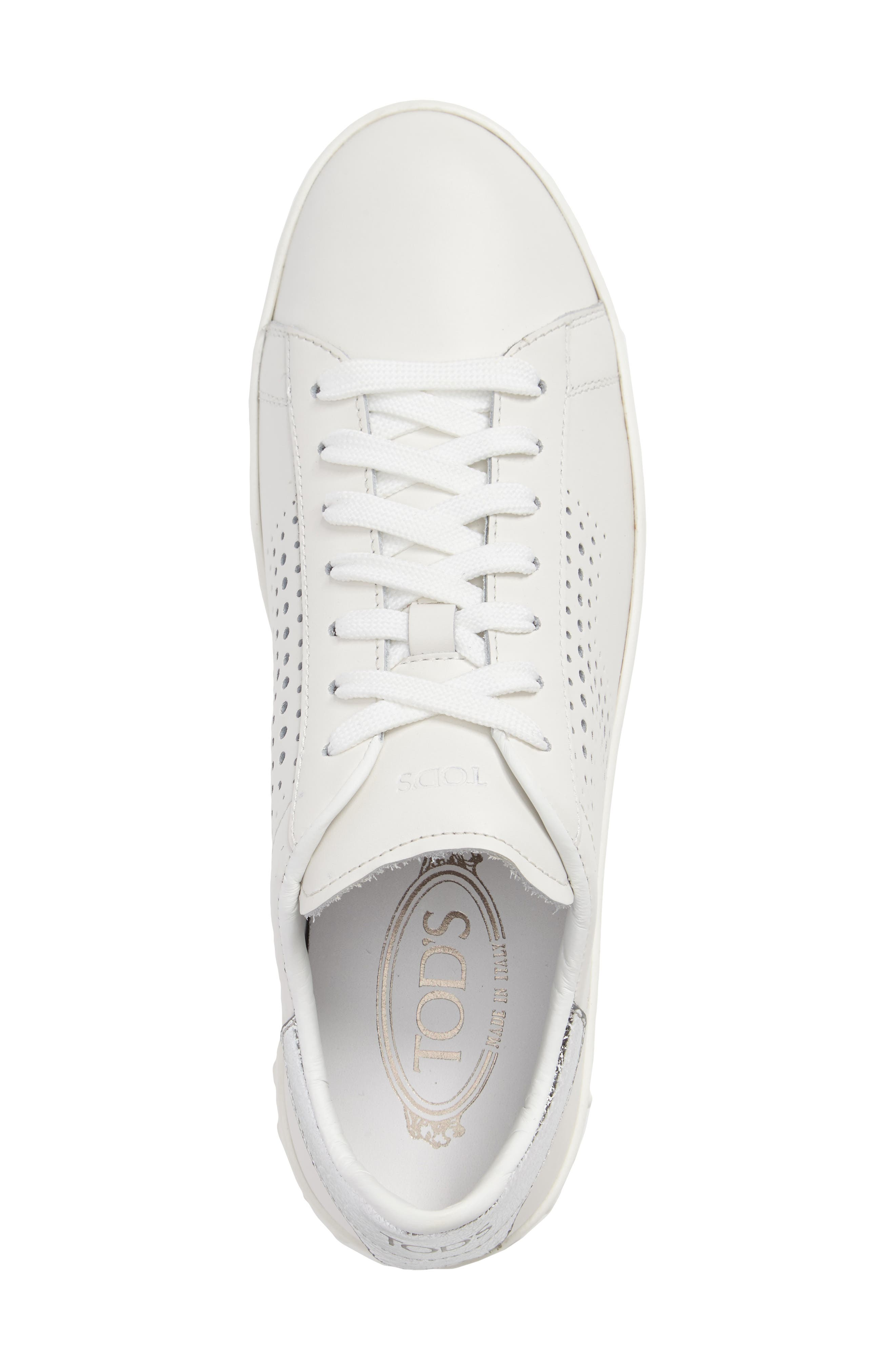 Perforated T Sneaker,                             Alternate thumbnail 11, color,