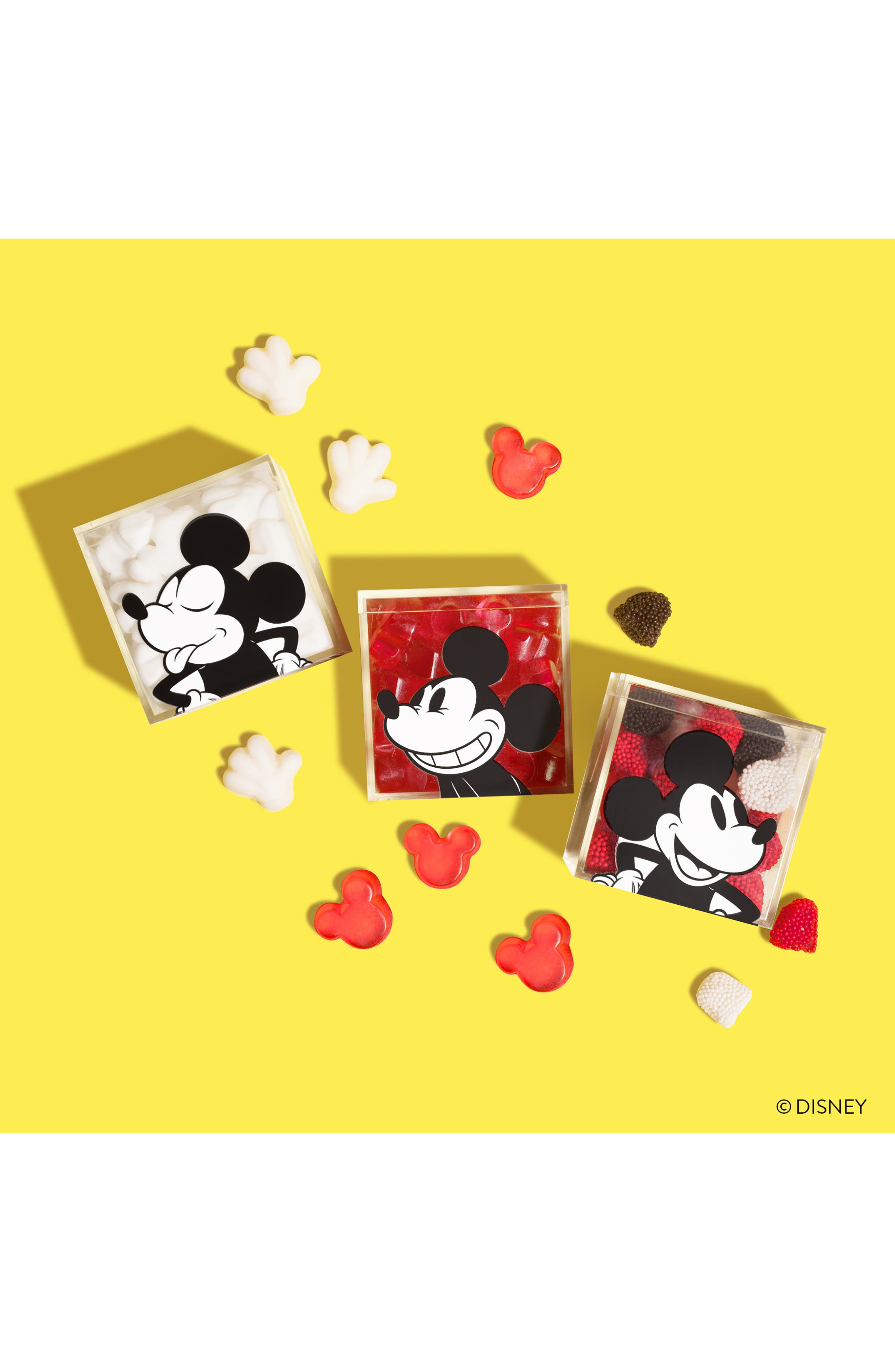 Mickey 6-Piece Candy Cubes,                             Alternate thumbnail 9, color,                             MULTI