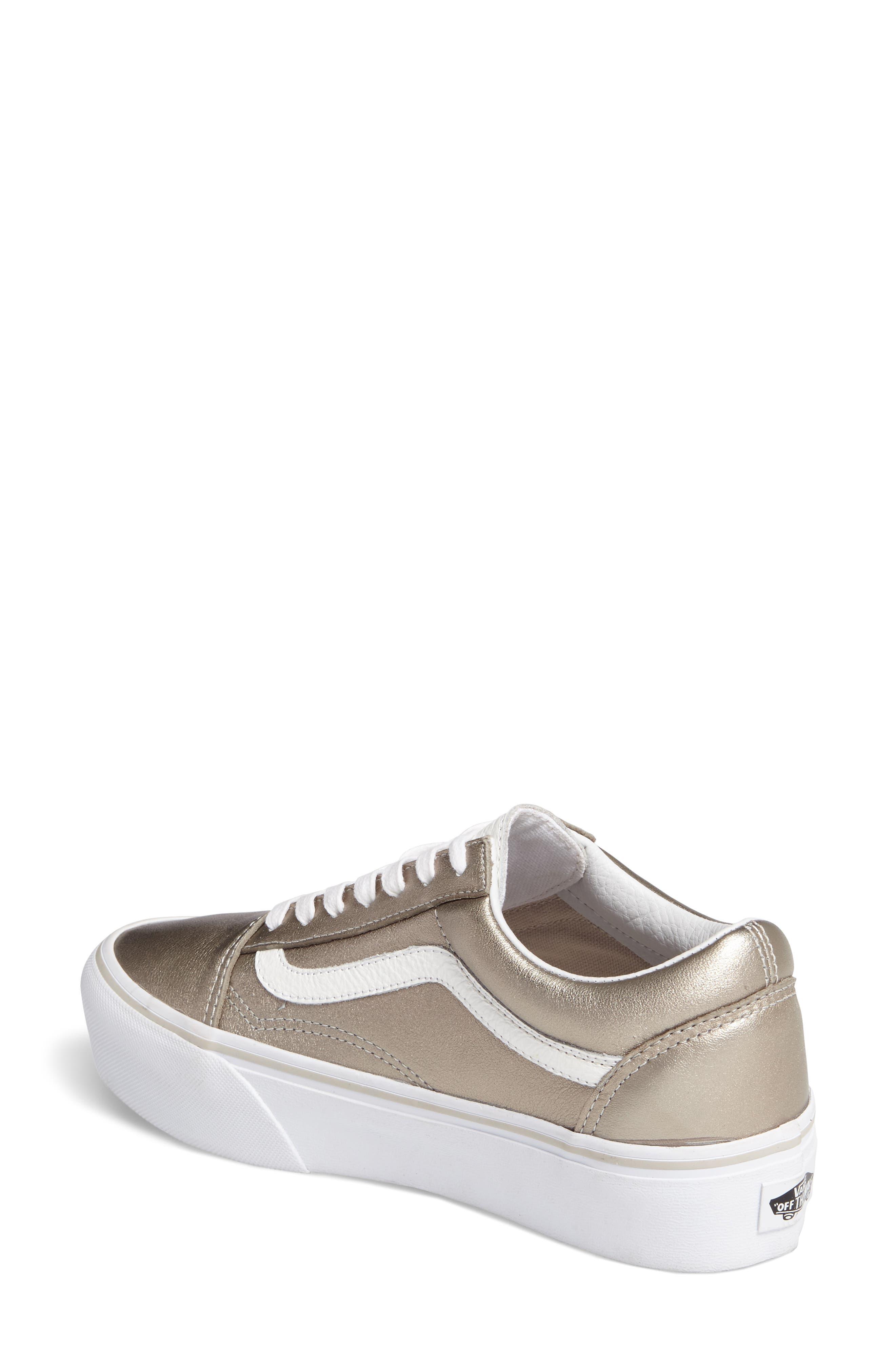 Old Skool Platform Sneaker,                             Alternate thumbnail 10, color,