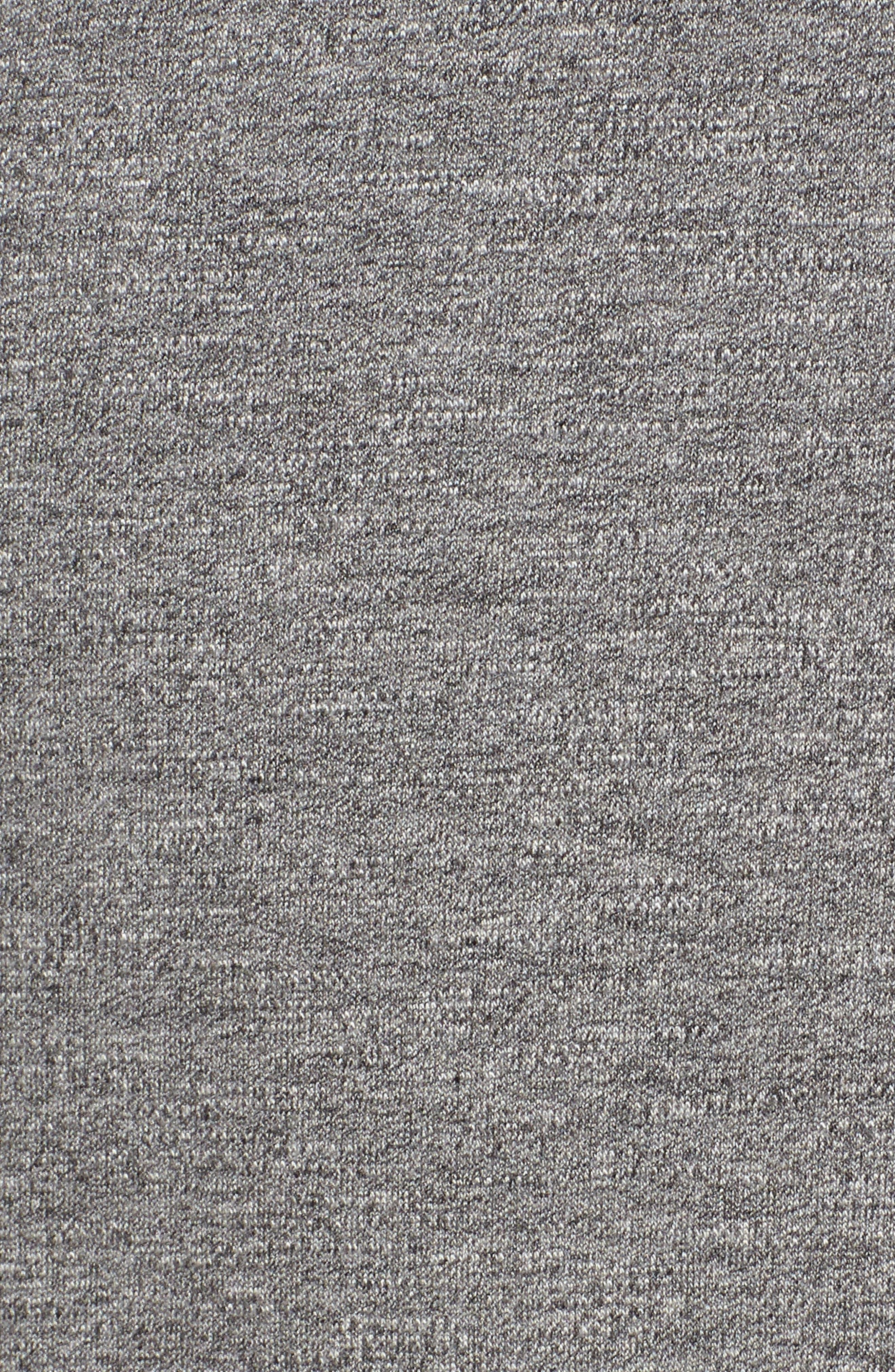 Flare Fleece Pants,                             Alternate thumbnail 6, color,                             030