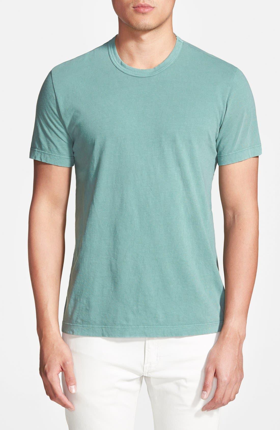 Crewneck Jersey T-Shirt,                             Main thumbnail 79, color,