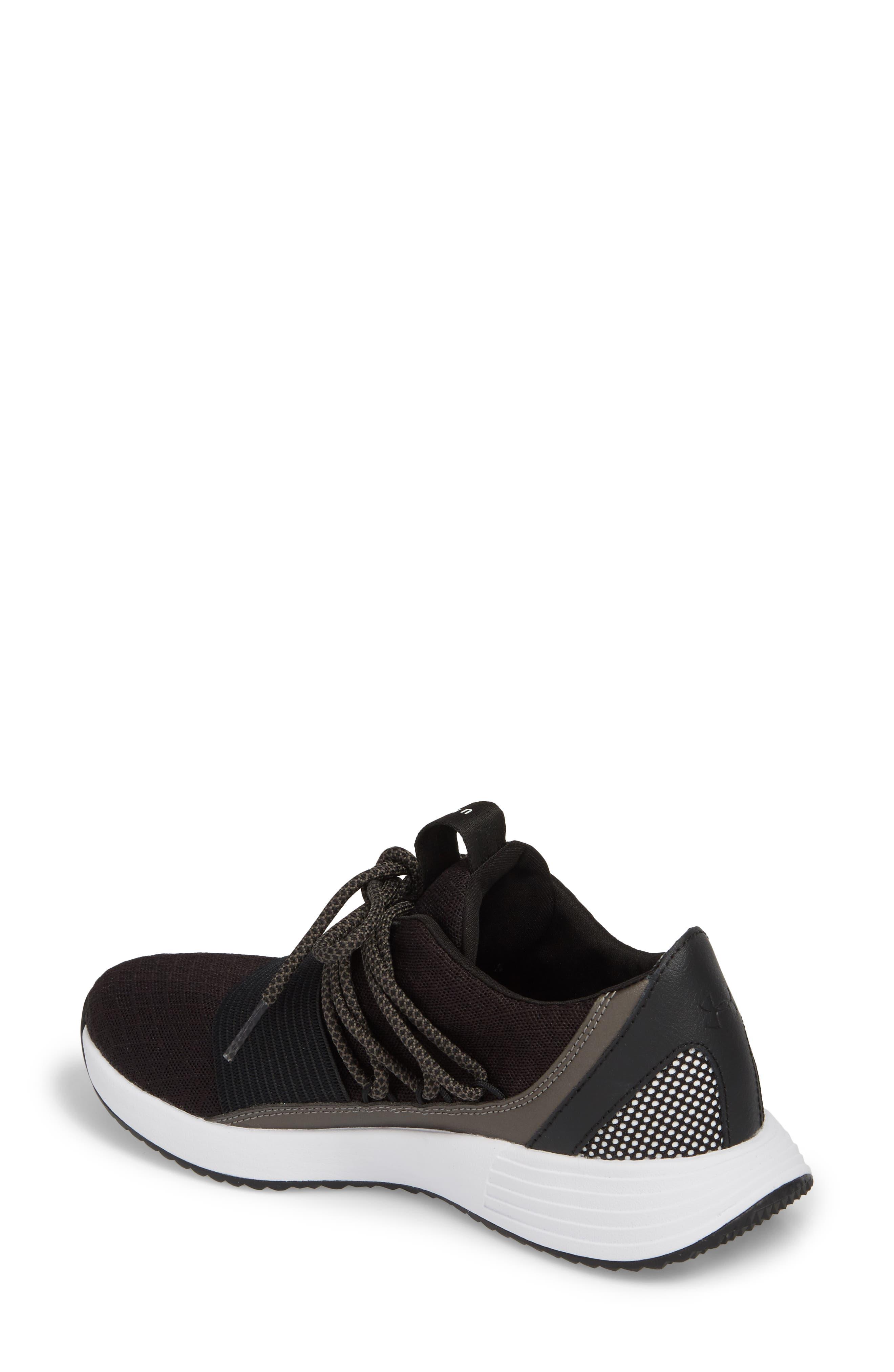 Breathe Low Top Sneaker,                             Alternate thumbnail 2, color,                             001