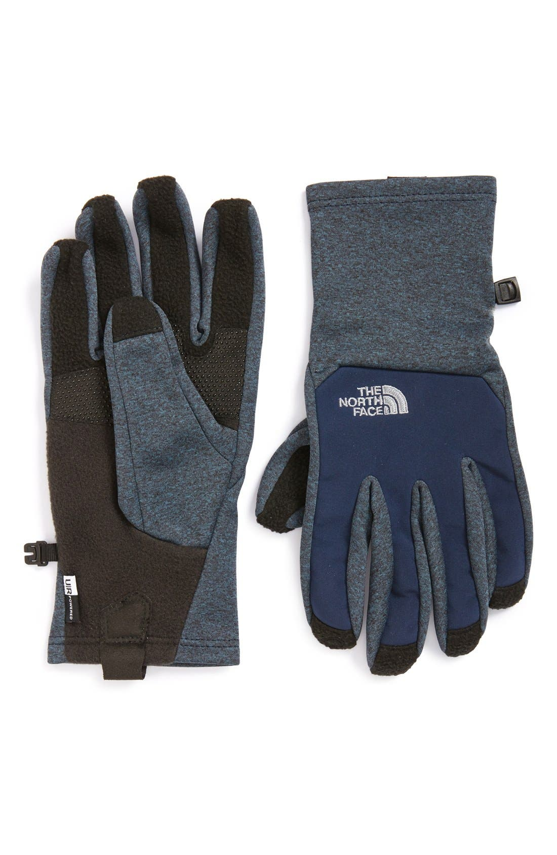 'Canyonwall' Etip Gloves,                             Main thumbnail 7, color,
