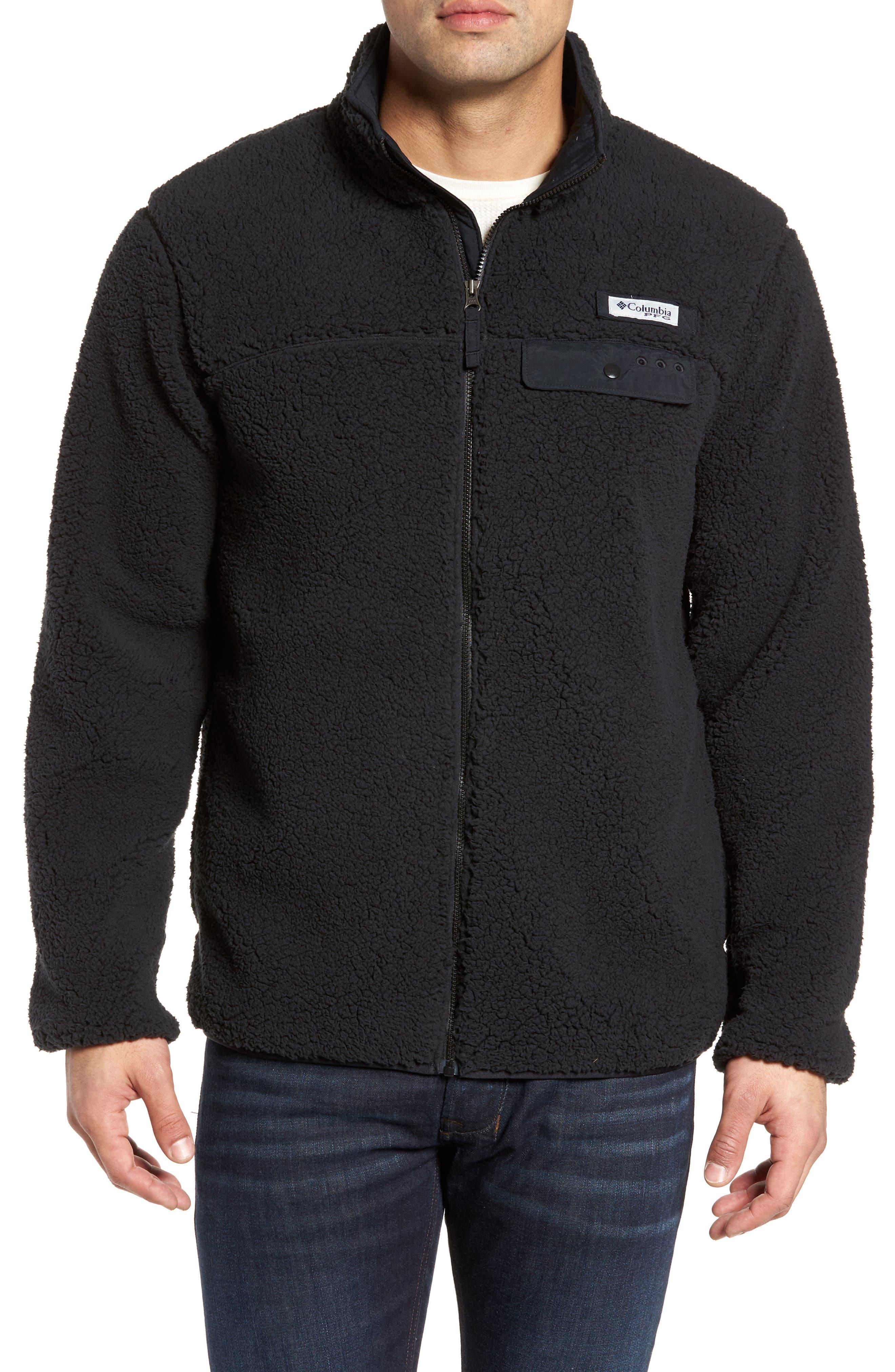 Harborside Fleece Jacket,                             Main thumbnail 1, color,