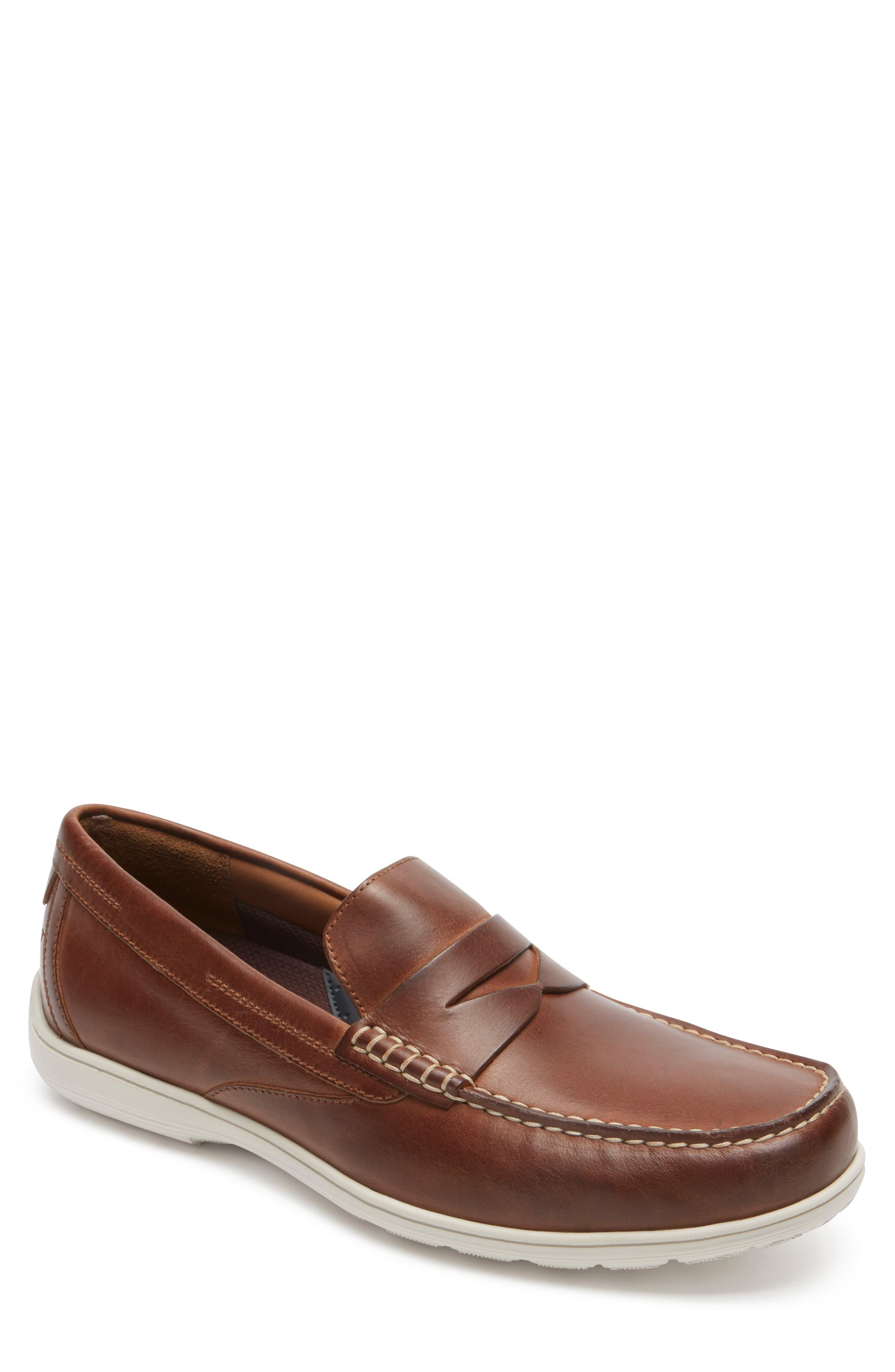 Total Motion Penny Loafer,                             Main thumbnail 1, color,