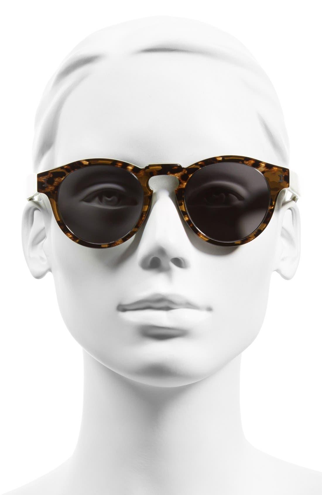 'Leonard' 47mm Sunglasses,                             Alternate thumbnail 117, color,