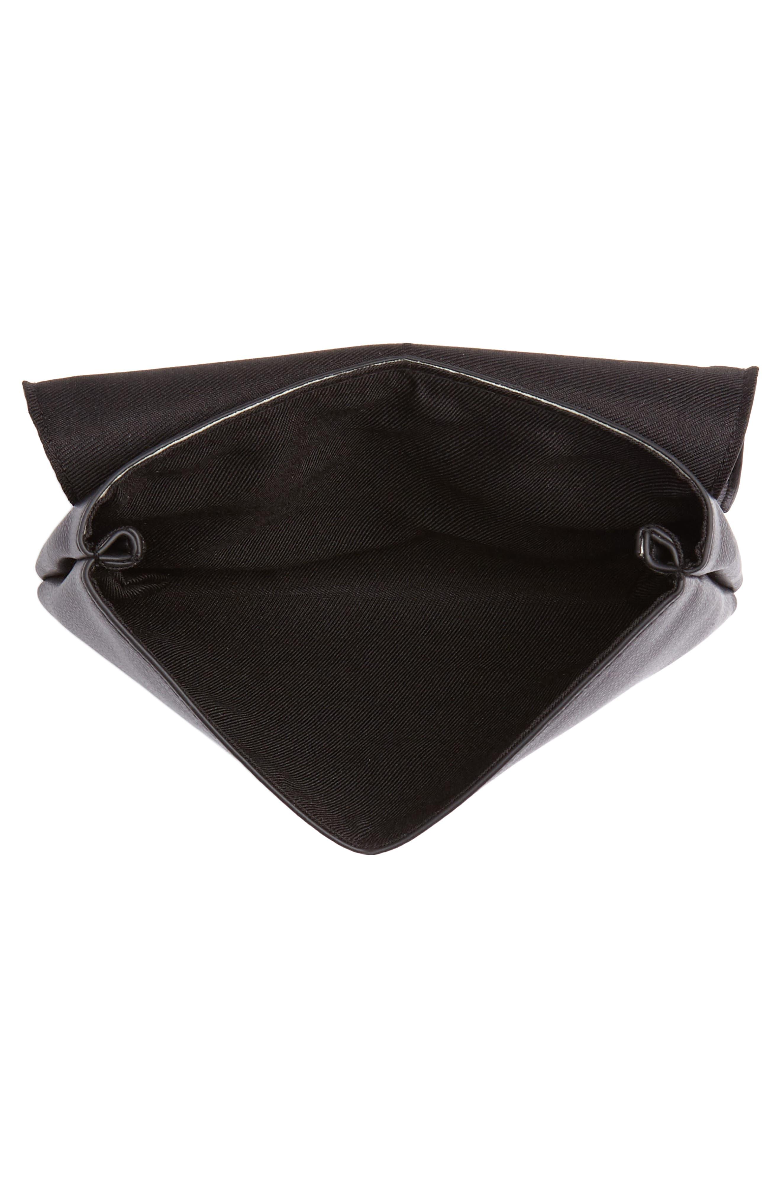 Chain Belt Bag,                             Alternate thumbnail 5, color,                             002