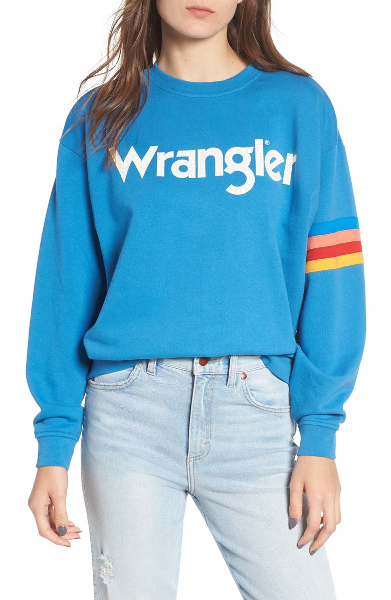Wrangler KABEL GRAPHIC SWEATSHIRT