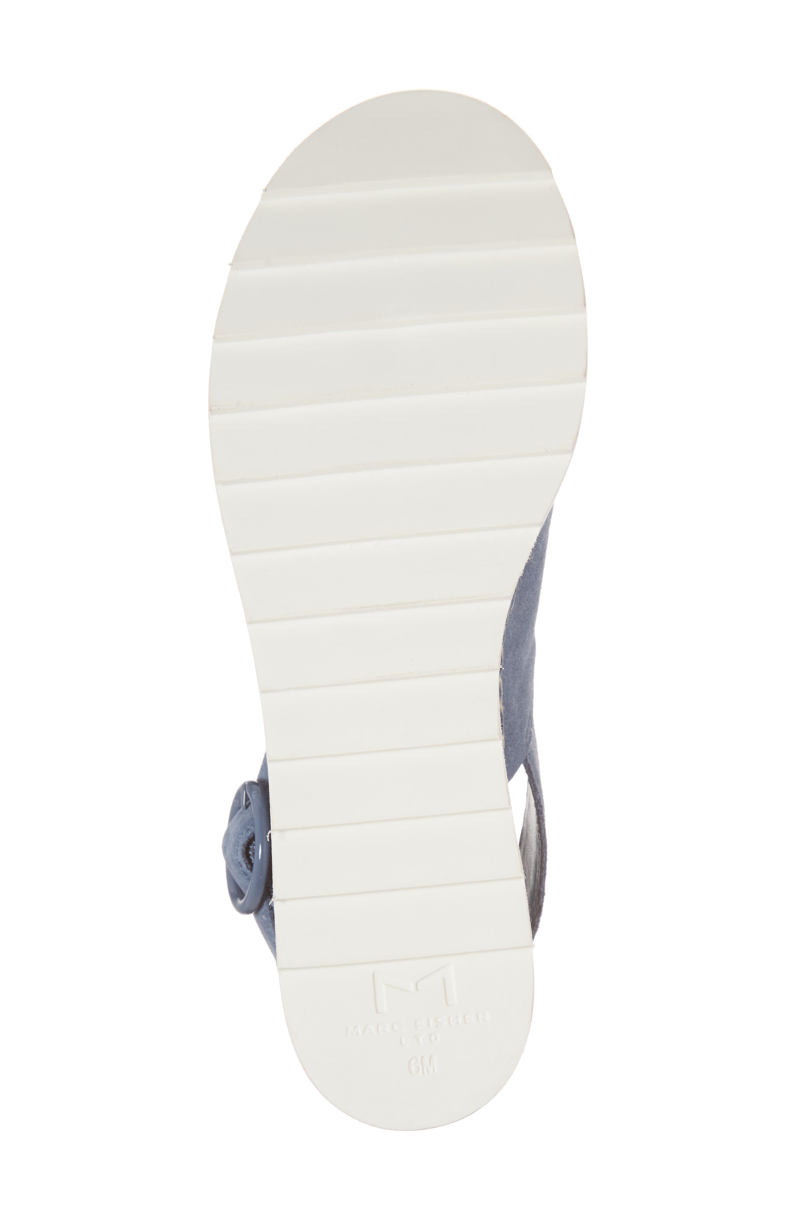 Glenna Platform Slingback Sandal,                             Alternate thumbnail 23, color,