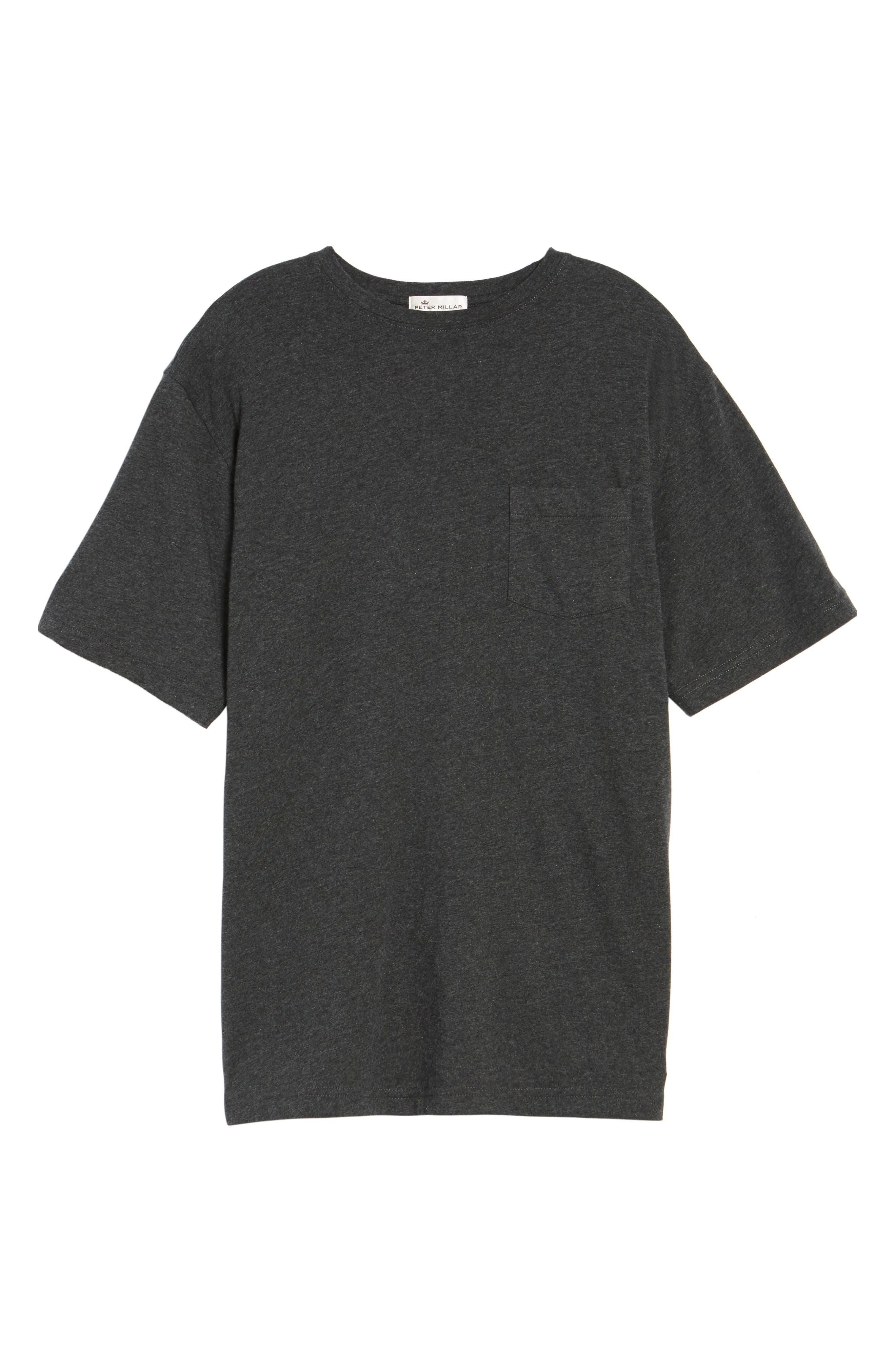 Crown Pocket T-Shirt,                             Alternate thumbnail 6, color,                             020