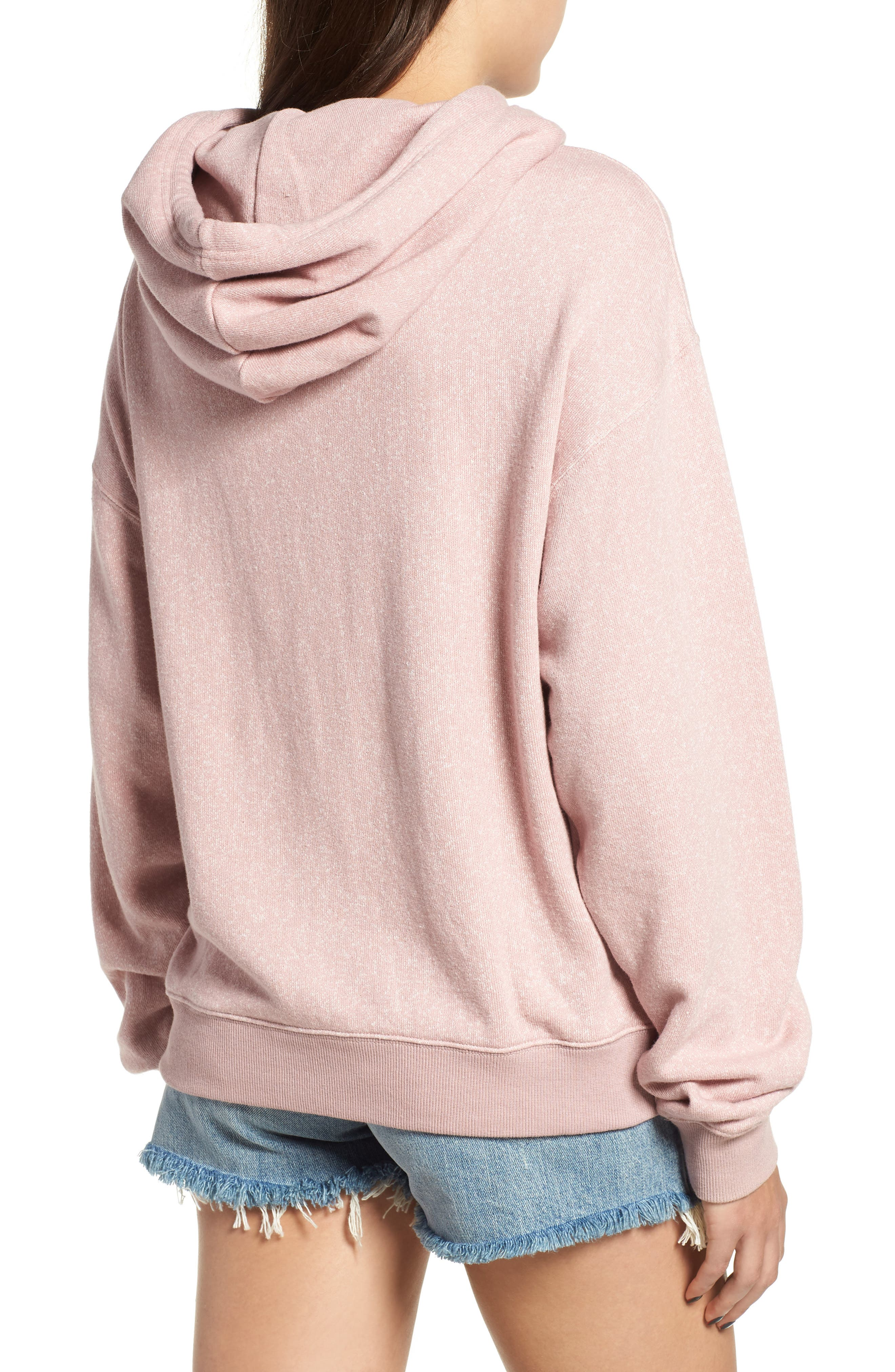 Shelbee Hoodie,                             Alternate thumbnail 2, color,                             DEAUVILLE MAUVE