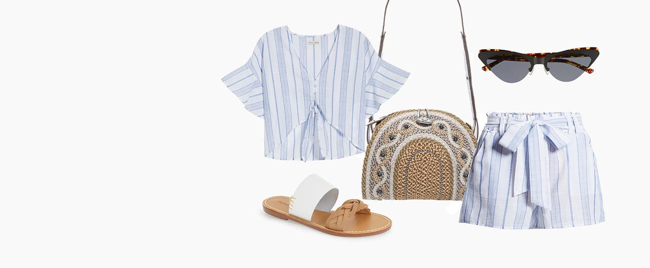 Ready, set, summer! Women's looks for every occasion.