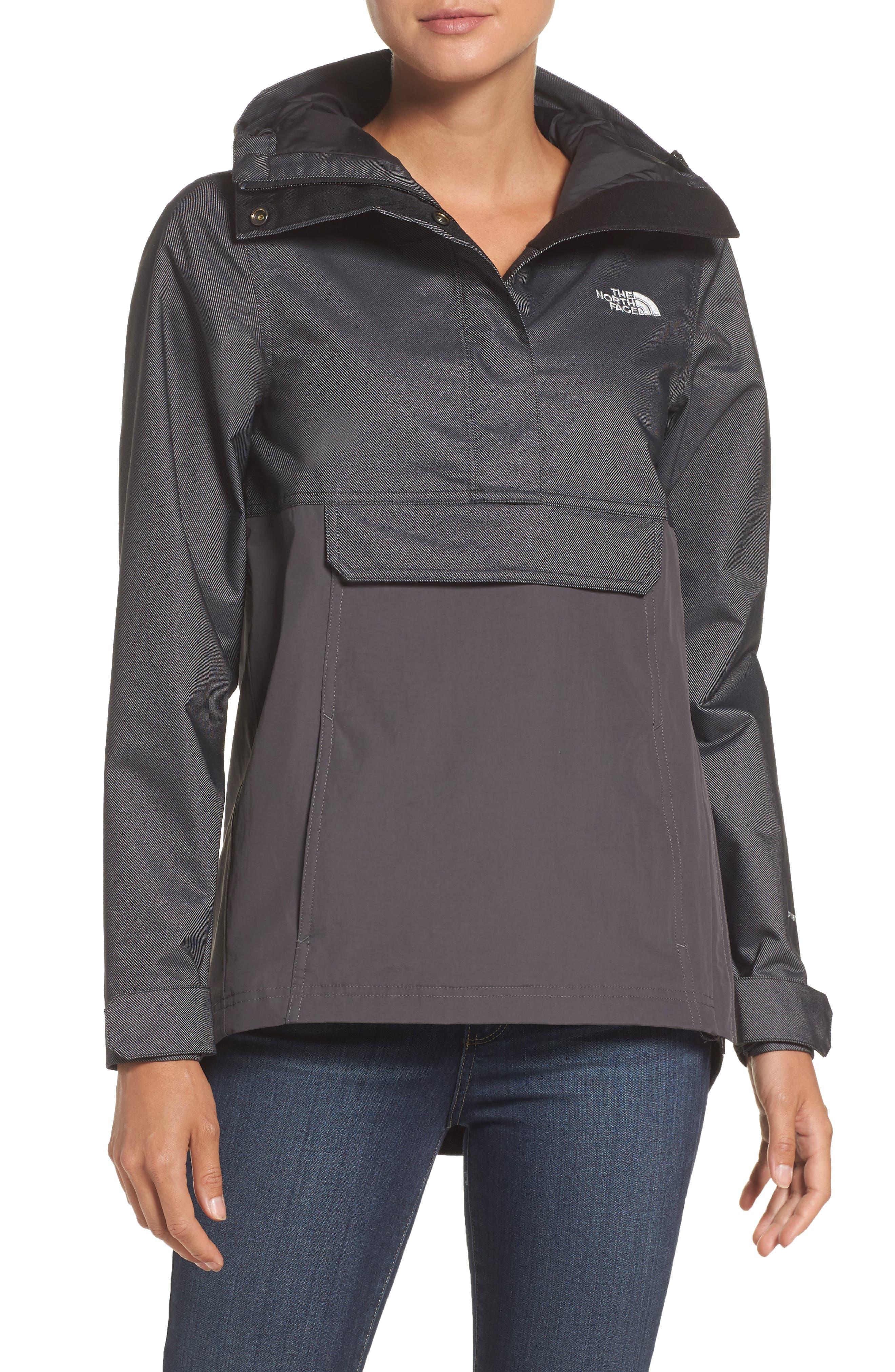 Cadet Anorak Rain Jacket,                         Main,                         color,