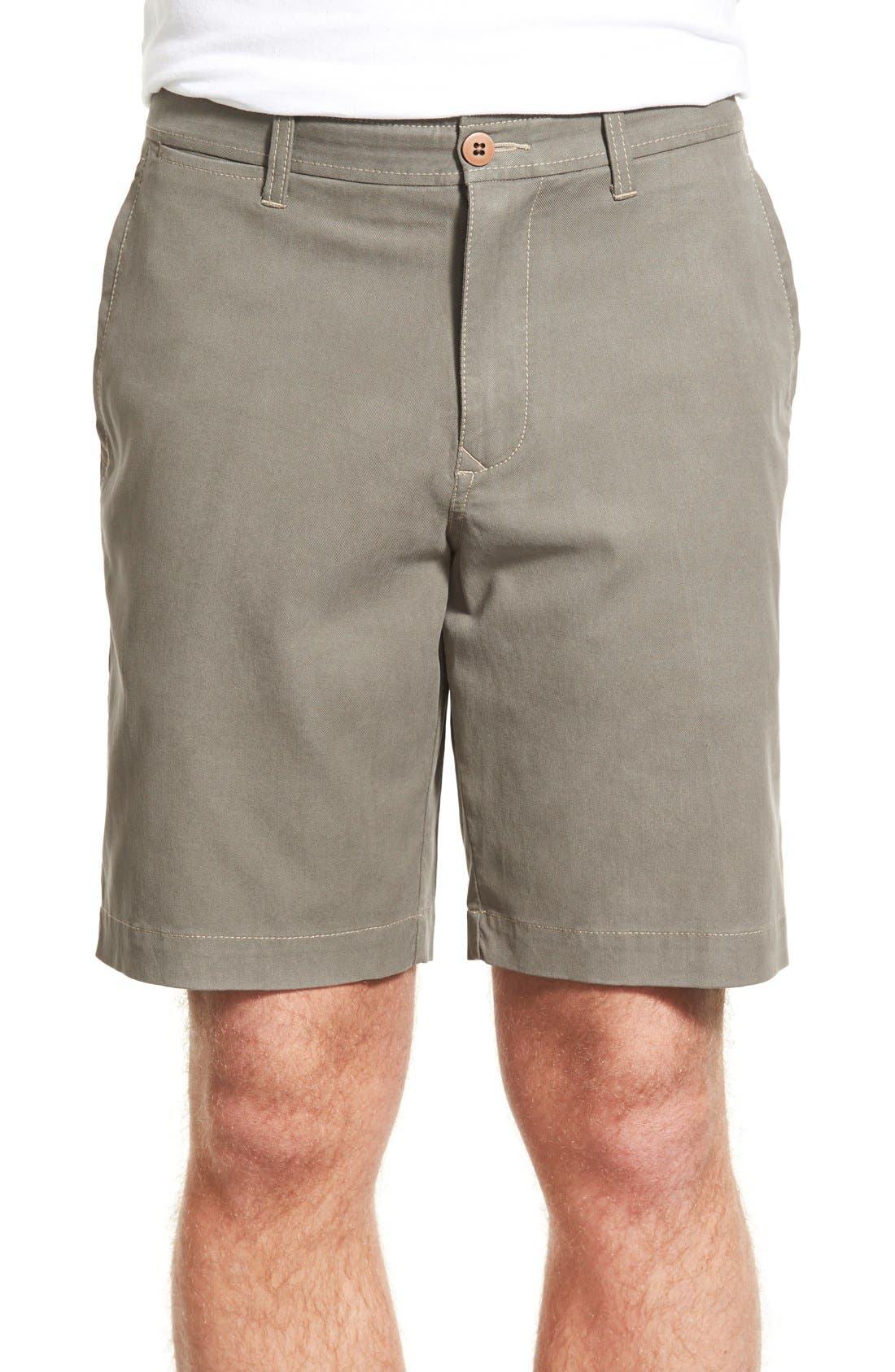 'Offshore' Flat Front Shorts,                             Main thumbnail 7, color,