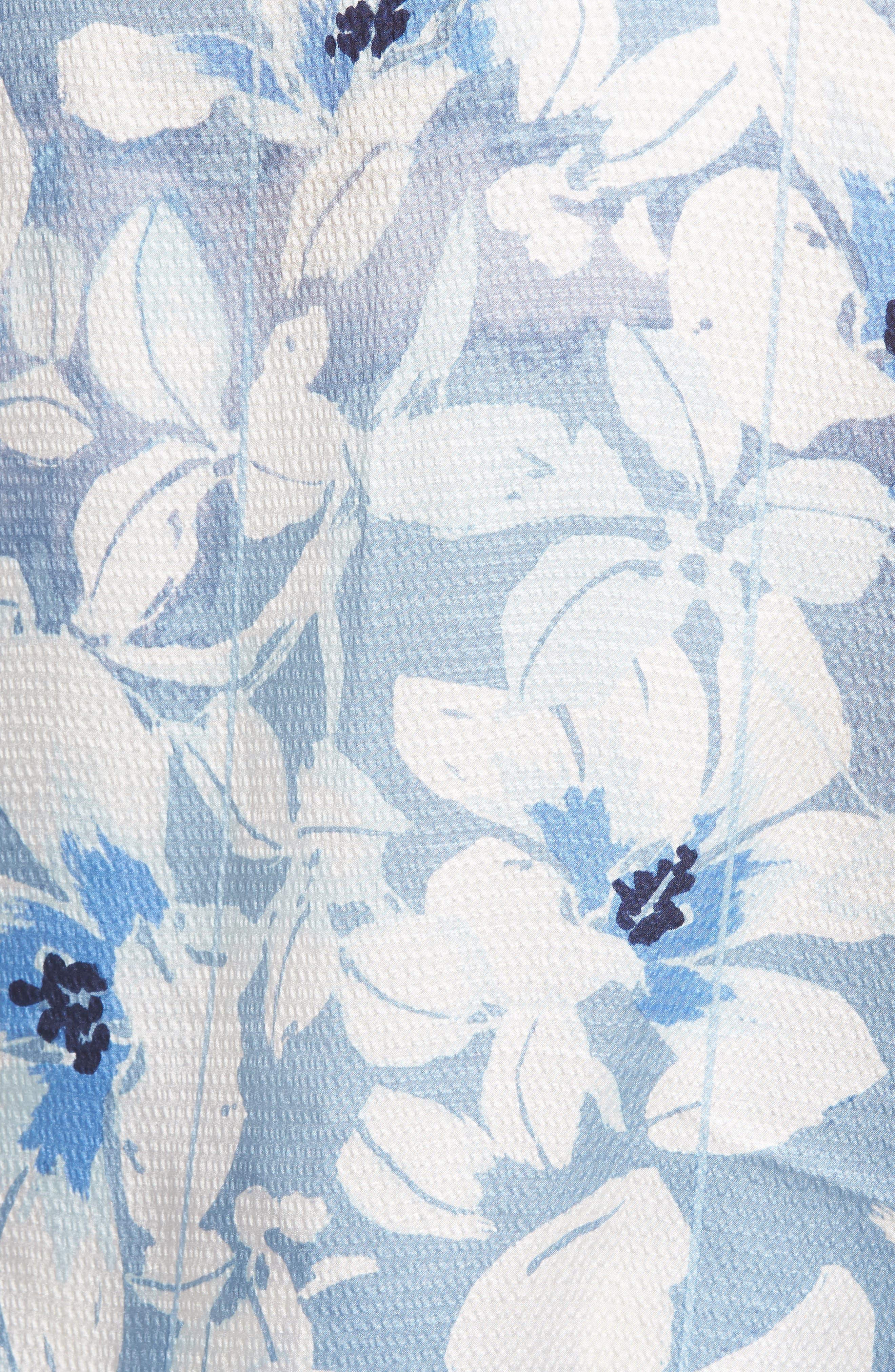Silk Shrug Kimono,                             Alternate thumbnail 5, color,                             420