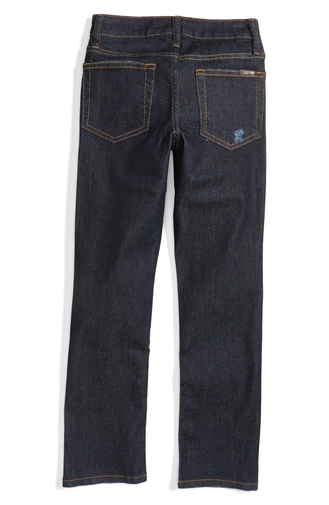 Brixton Straight Leg Jeans,                             Alternate thumbnail 4, color,                             400