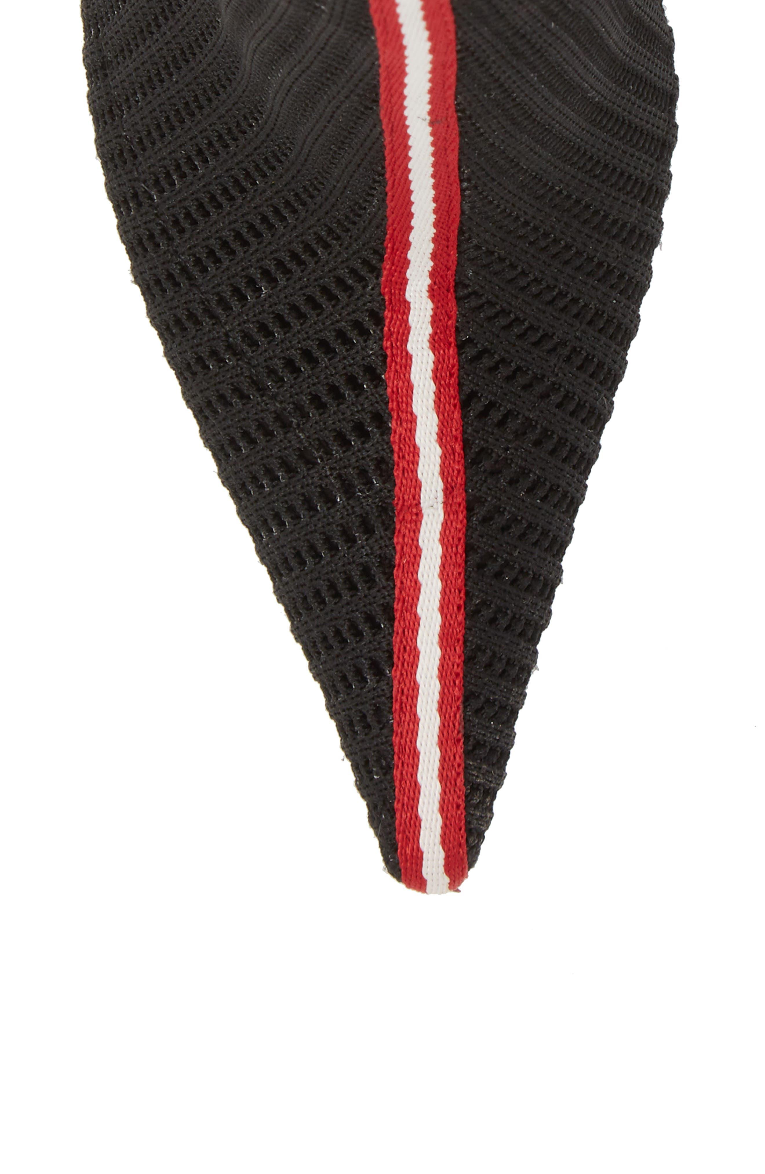 2nd Base Embellished Knit Bootie,                             Alternate thumbnail 5, color,